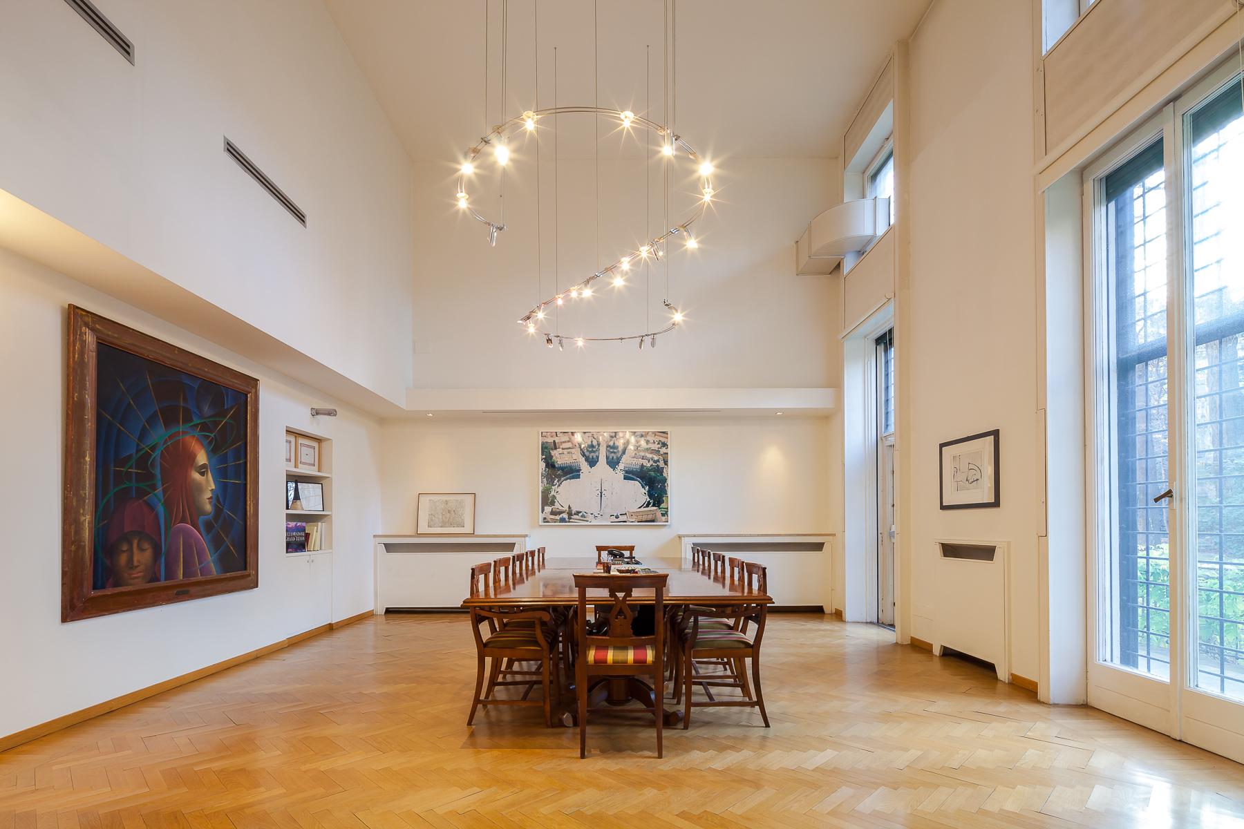 Immobili di lusso in affitto a milano trovocasa pregio for Appartamenti arredati in affitto milano