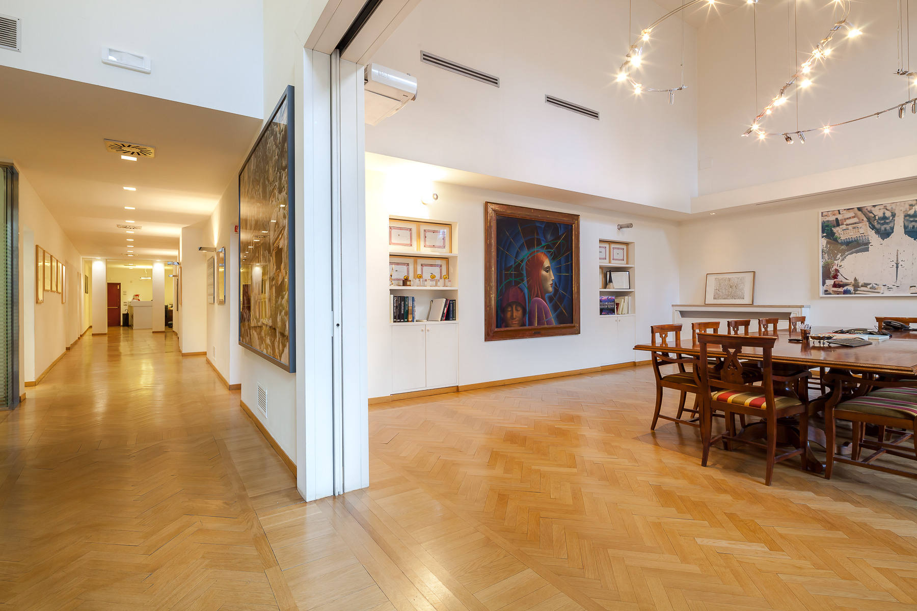 Ufficio-studio in Affitto a Milano 01 Centro storico (Cerchia dei Navigli): 900 mq  - Foto 1