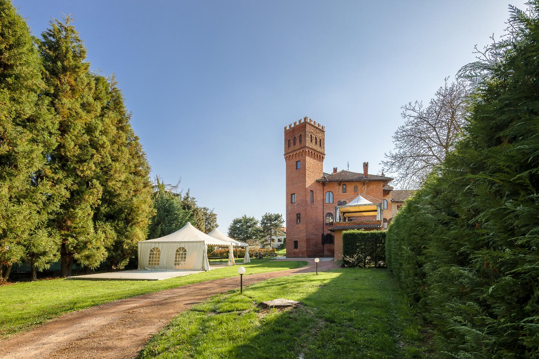 Villa in Vendita a Cavallirio: 5 locali, 400 mq - Foto 4