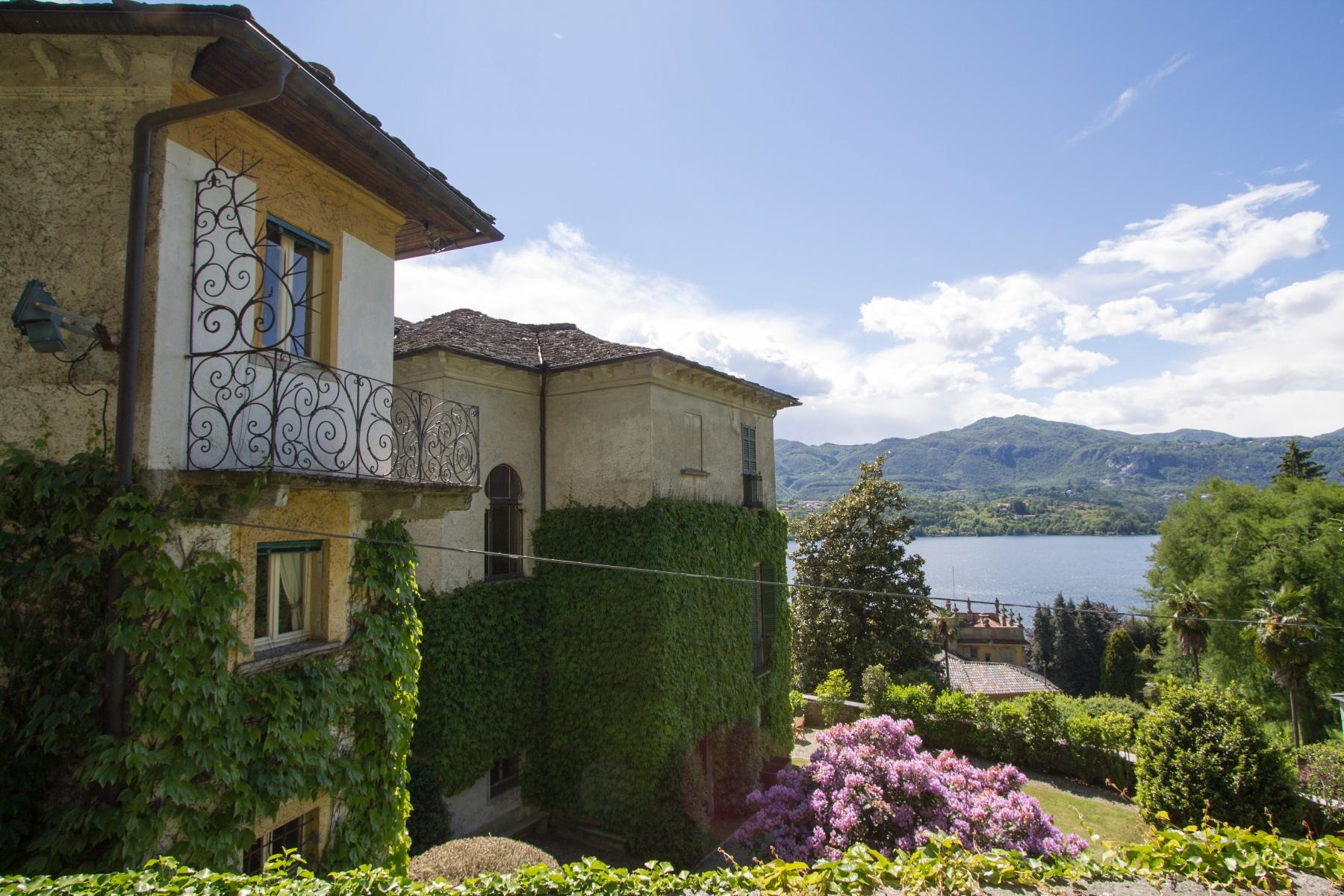 Villa in Vendita a Orta San Giulio via chiesa