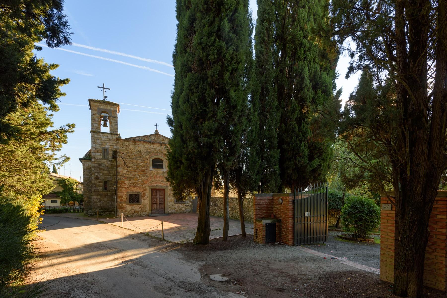 Casa indipendente in Vendita a Greve In Chianti: 5 locali, 450 mq - Foto 17