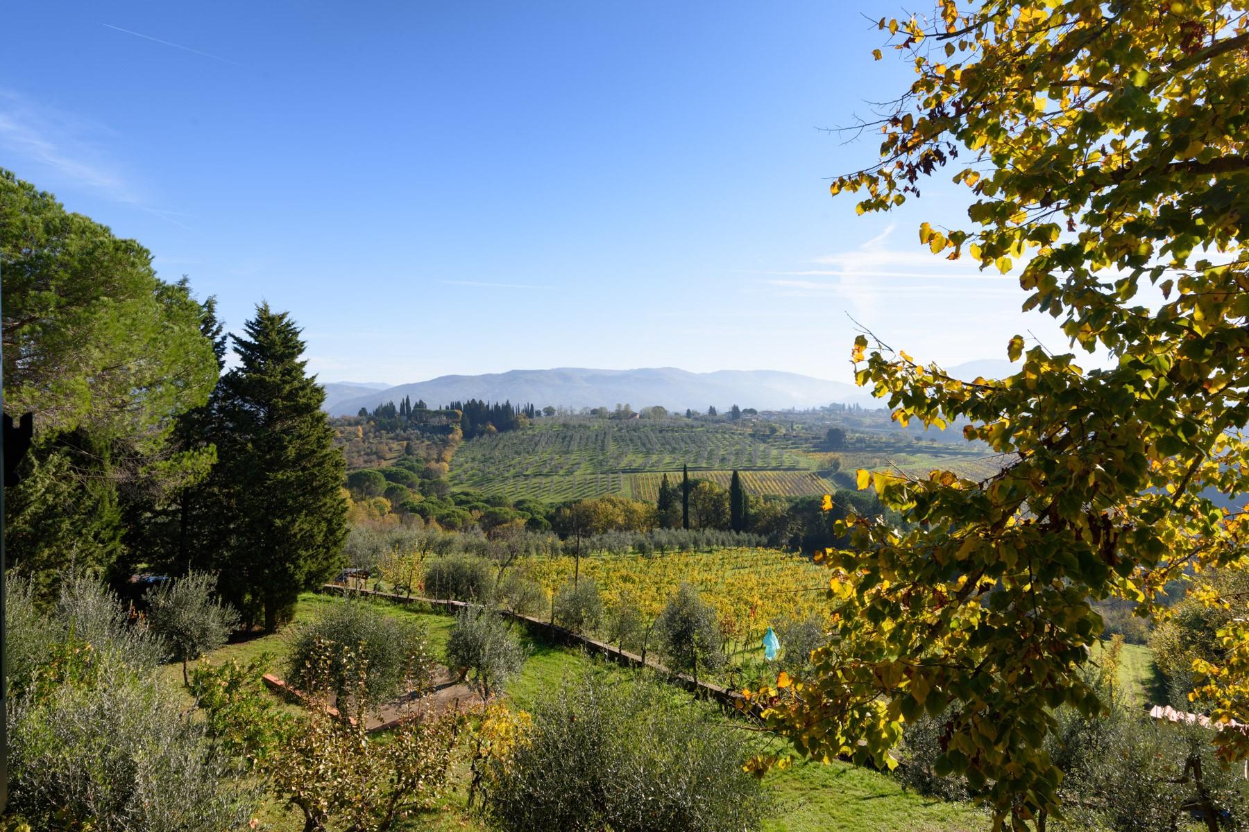Casa indipendente in Vendita a Greve In Chianti: 5 locali, 450 mq - Foto 9