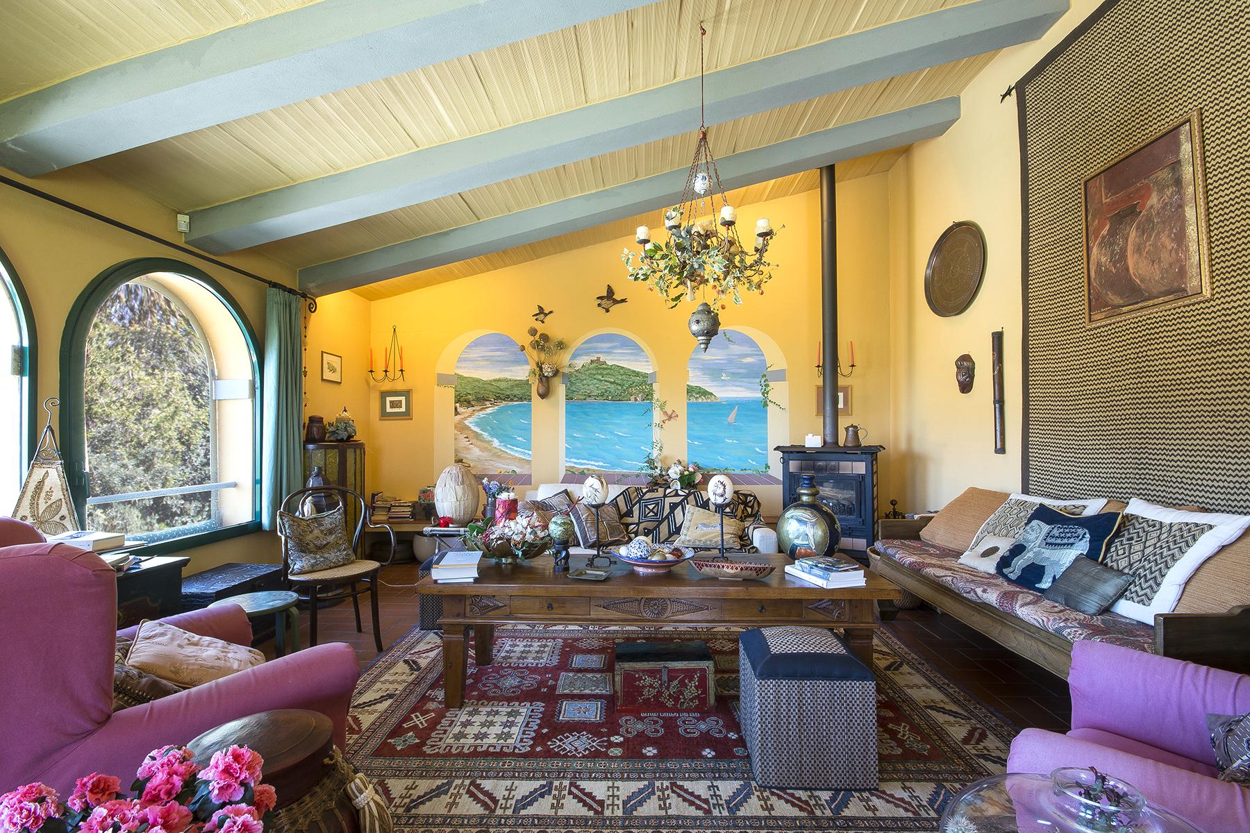 Villa in Vendita a San Vincenzo: 5 locali, 500 mq - Foto 2