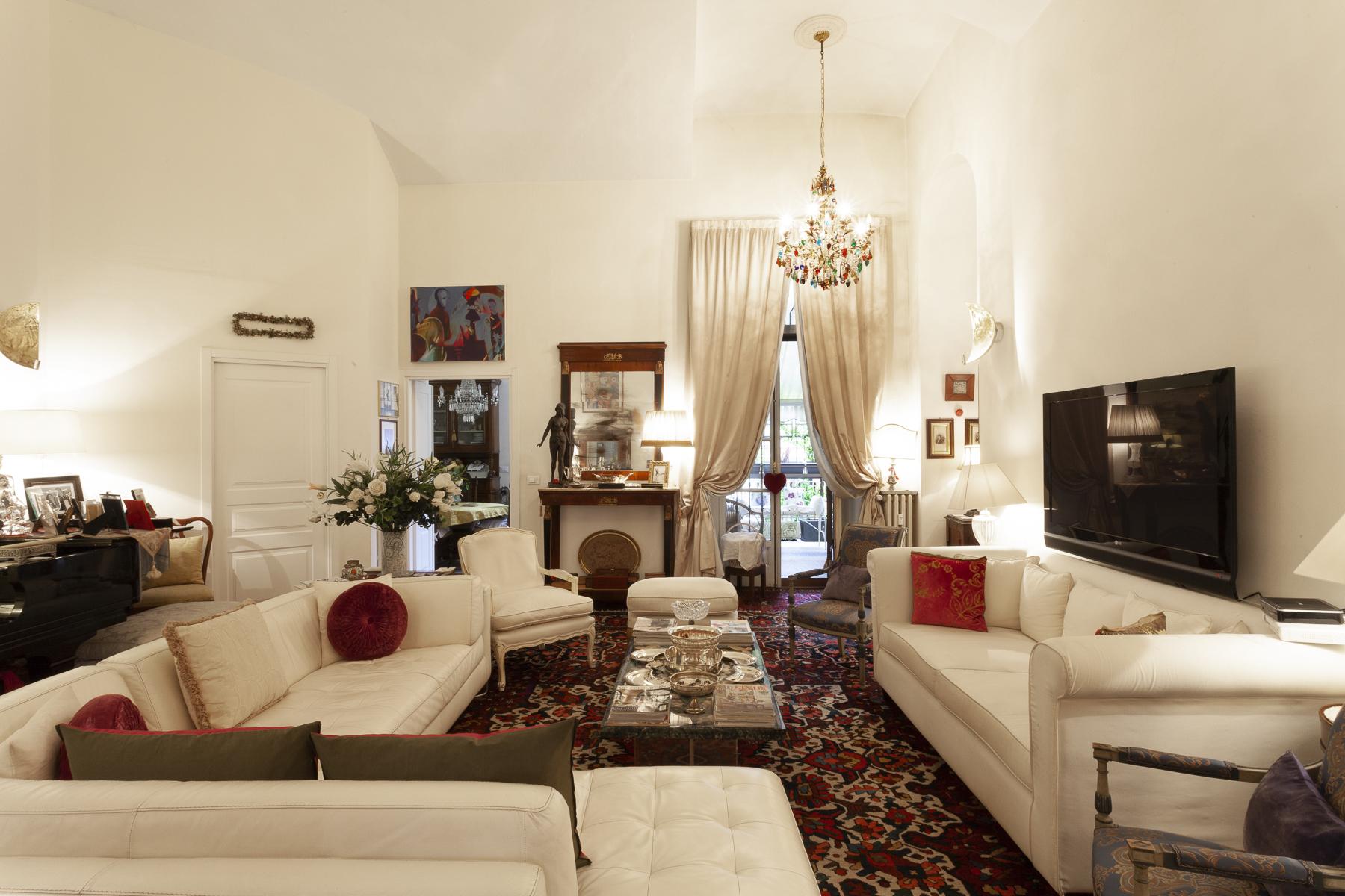 Appartamento in Vendita a Torino Centro: 5 locali, 270 mq