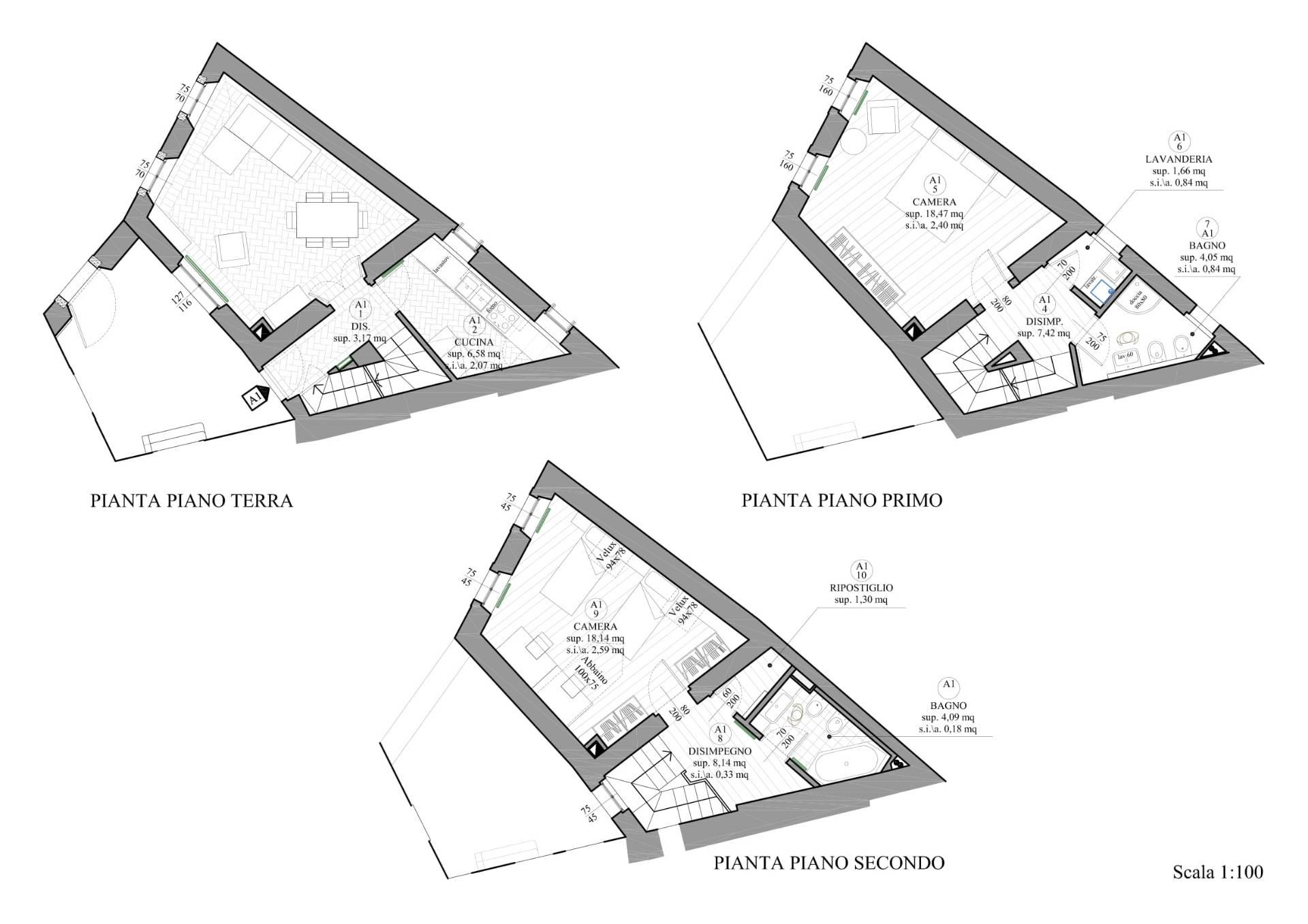 Appartamento in Vendita a Belluno: 5 locali, 135 mq - Foto 18