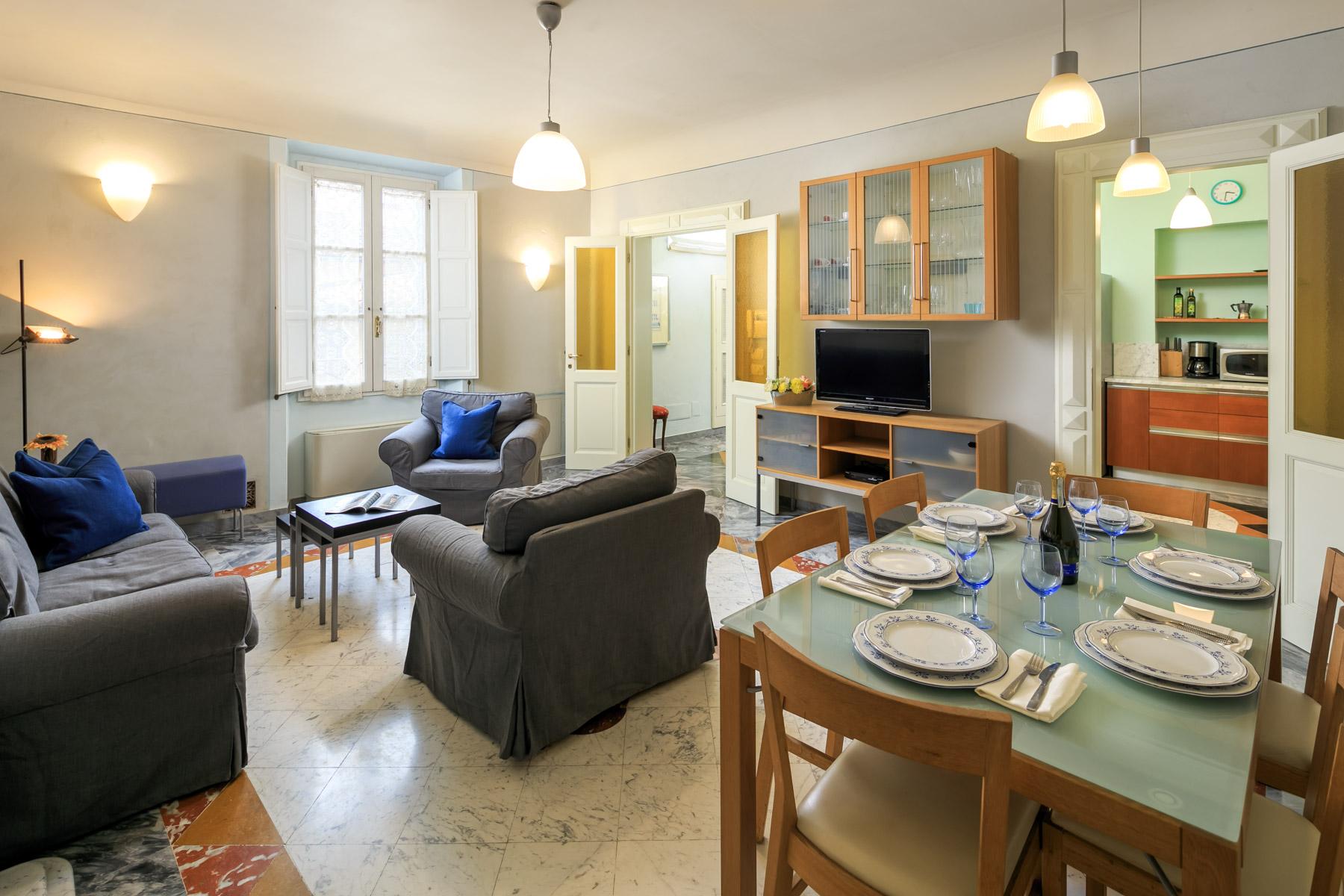 Appartamento in Affitto a Firenze: 5 locali, 160 mq - Foto 5
