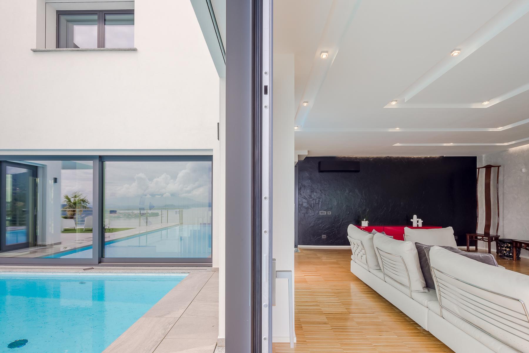 Villa in Vendita a Meina: 5 locali, 750 mq - Foto 7
