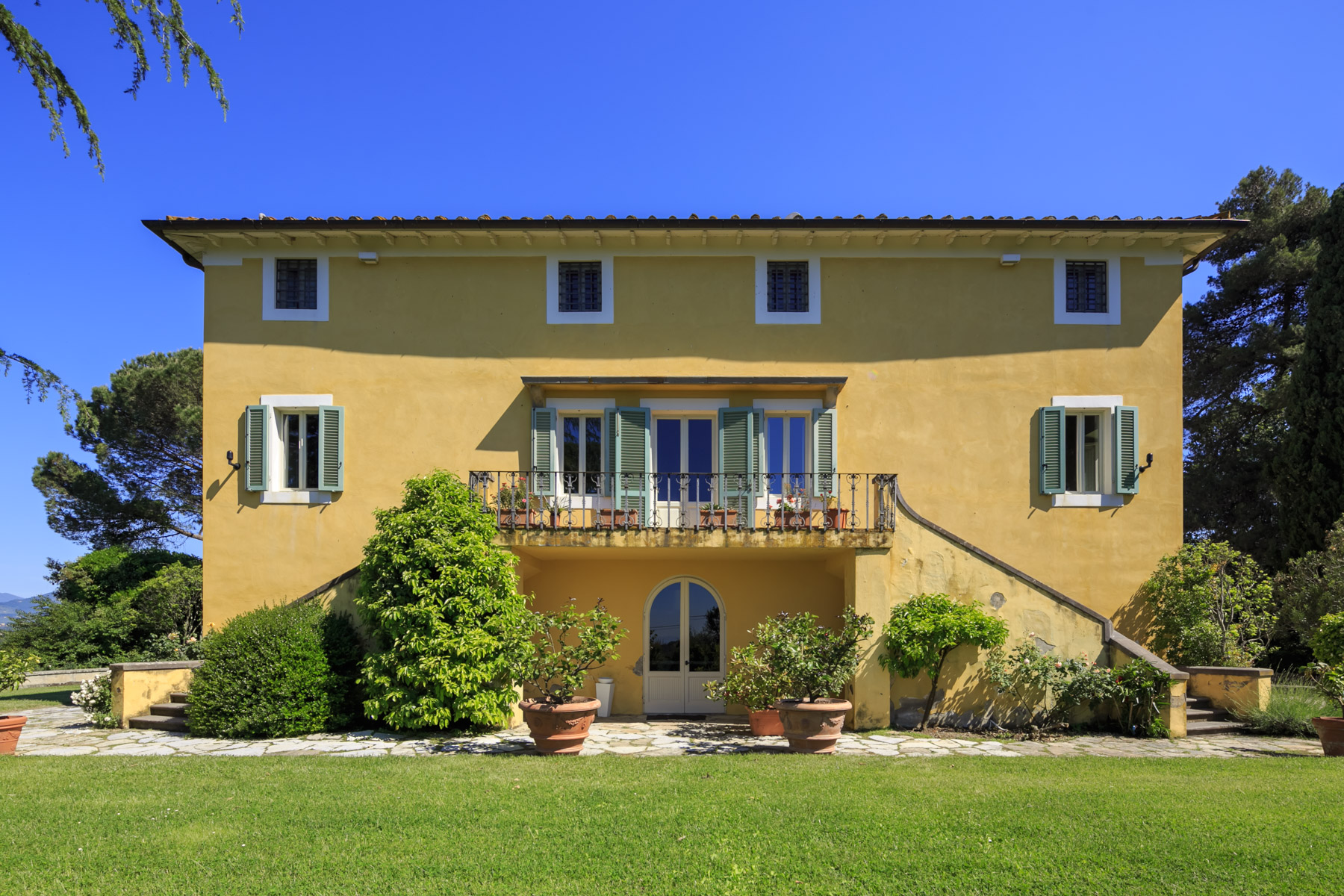 Villa in Vendita a Montecarlo colle san martino in colle