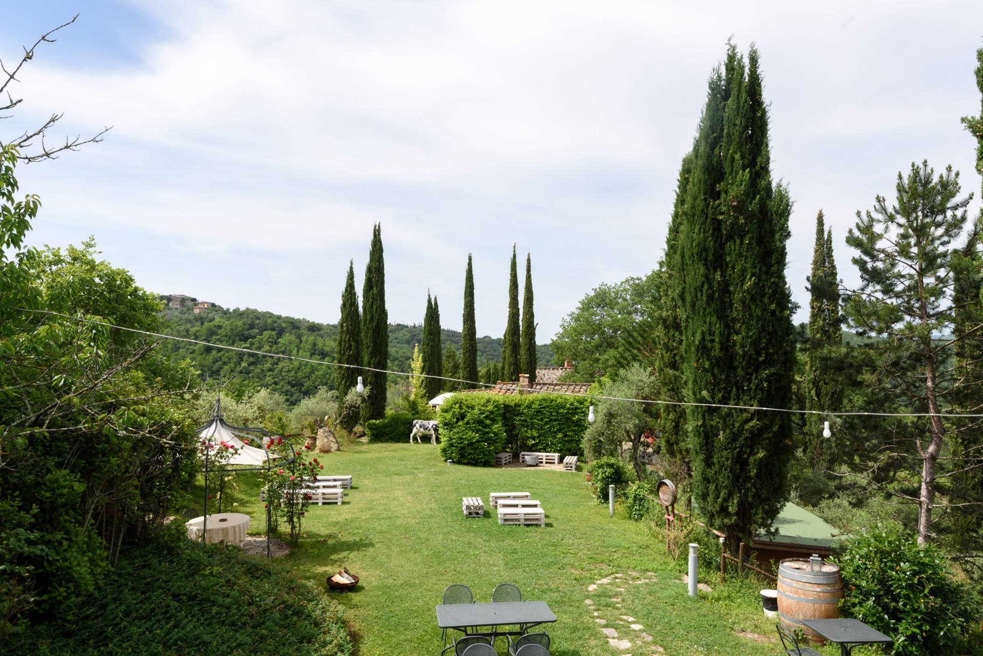 Rustico in Vendita a Gaiole In Chianti: 5 locali, 2170 mq - Foto 8