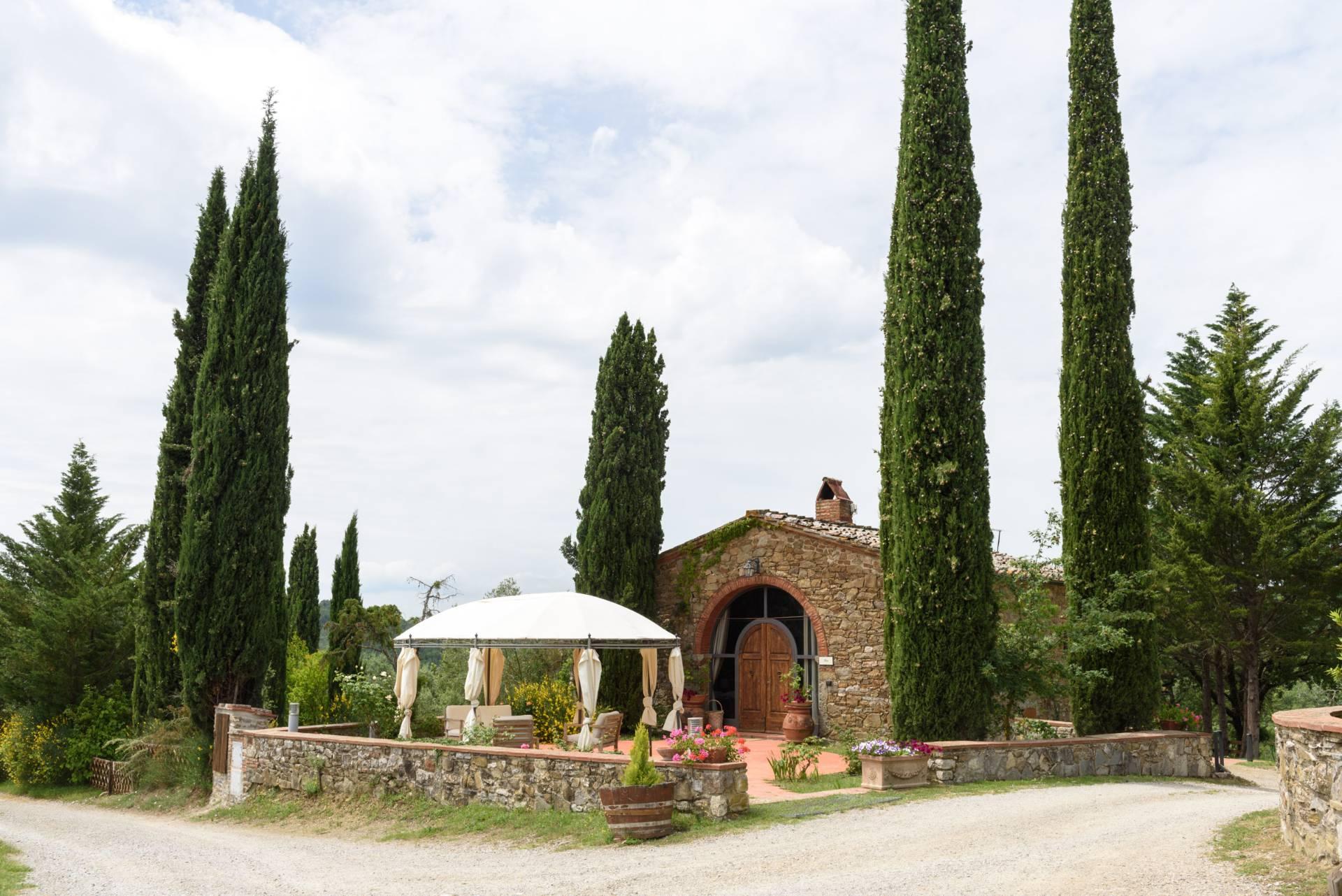 Rustico in Vendita a Gaiole In Chianti: 5 locali, 2170 mq - Foto 10