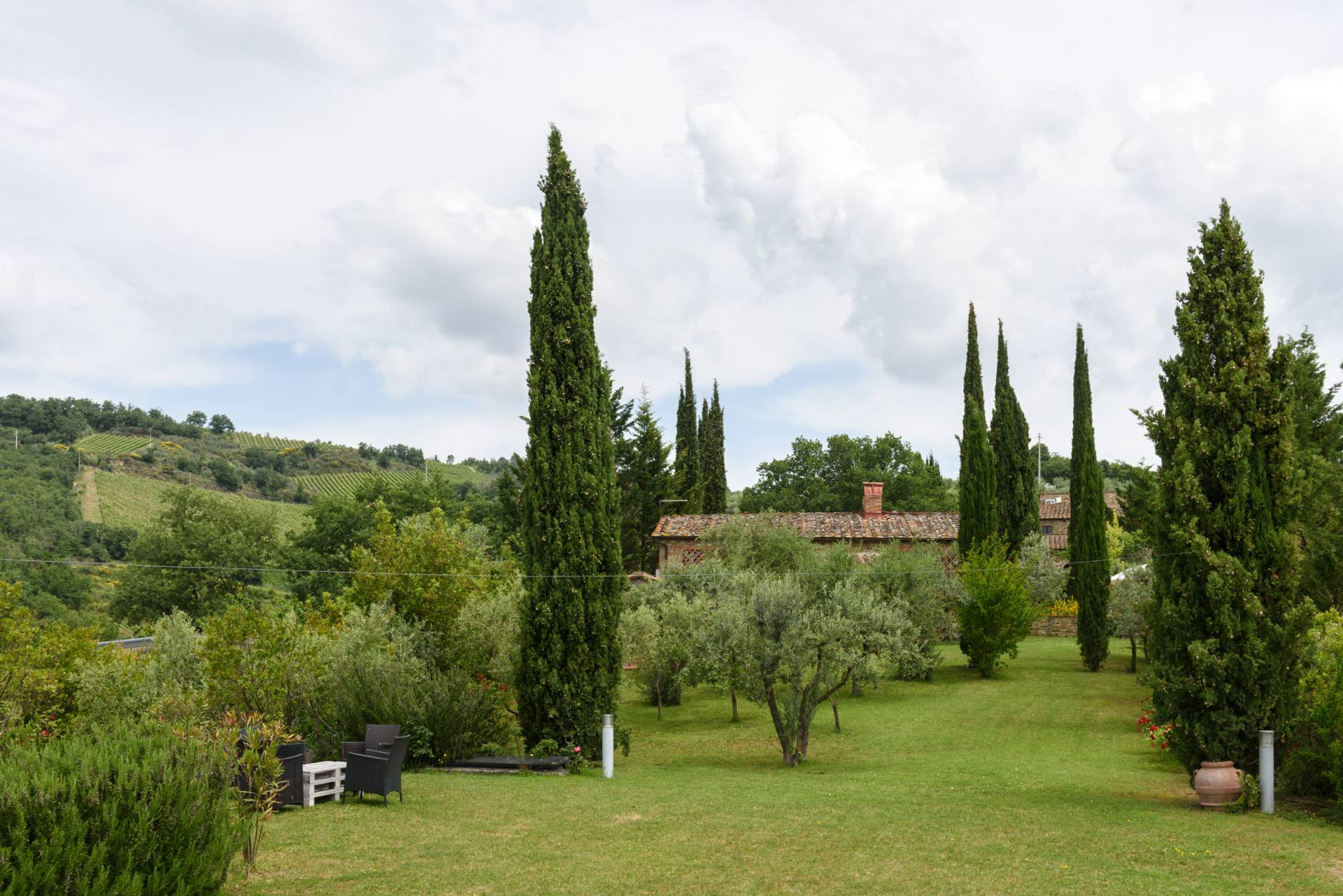 Rustico in Vendita a Gaiole In Chianti: 5 locali, 2170 mq - Foto 12