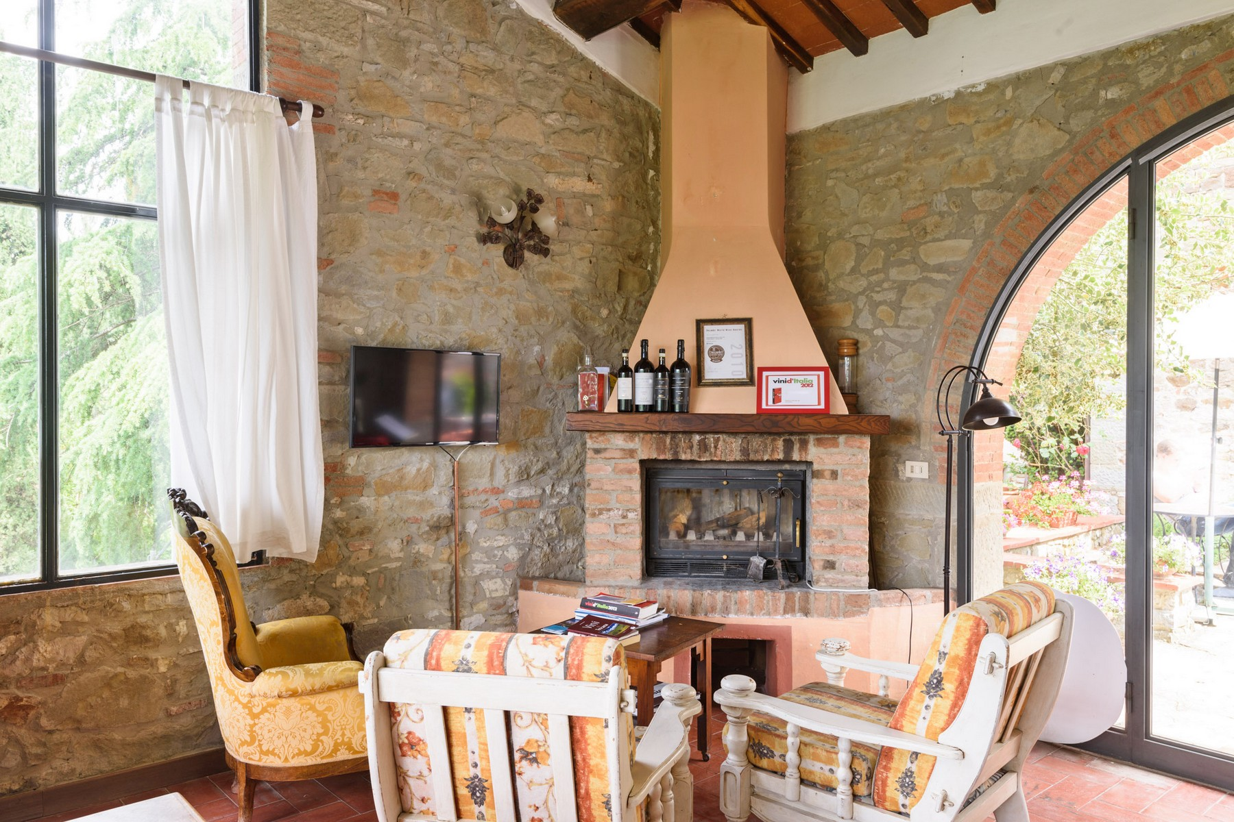 Rustico in Vendita a Gaiole In Chianti: 5 locali, 2170 mq - Foto 20