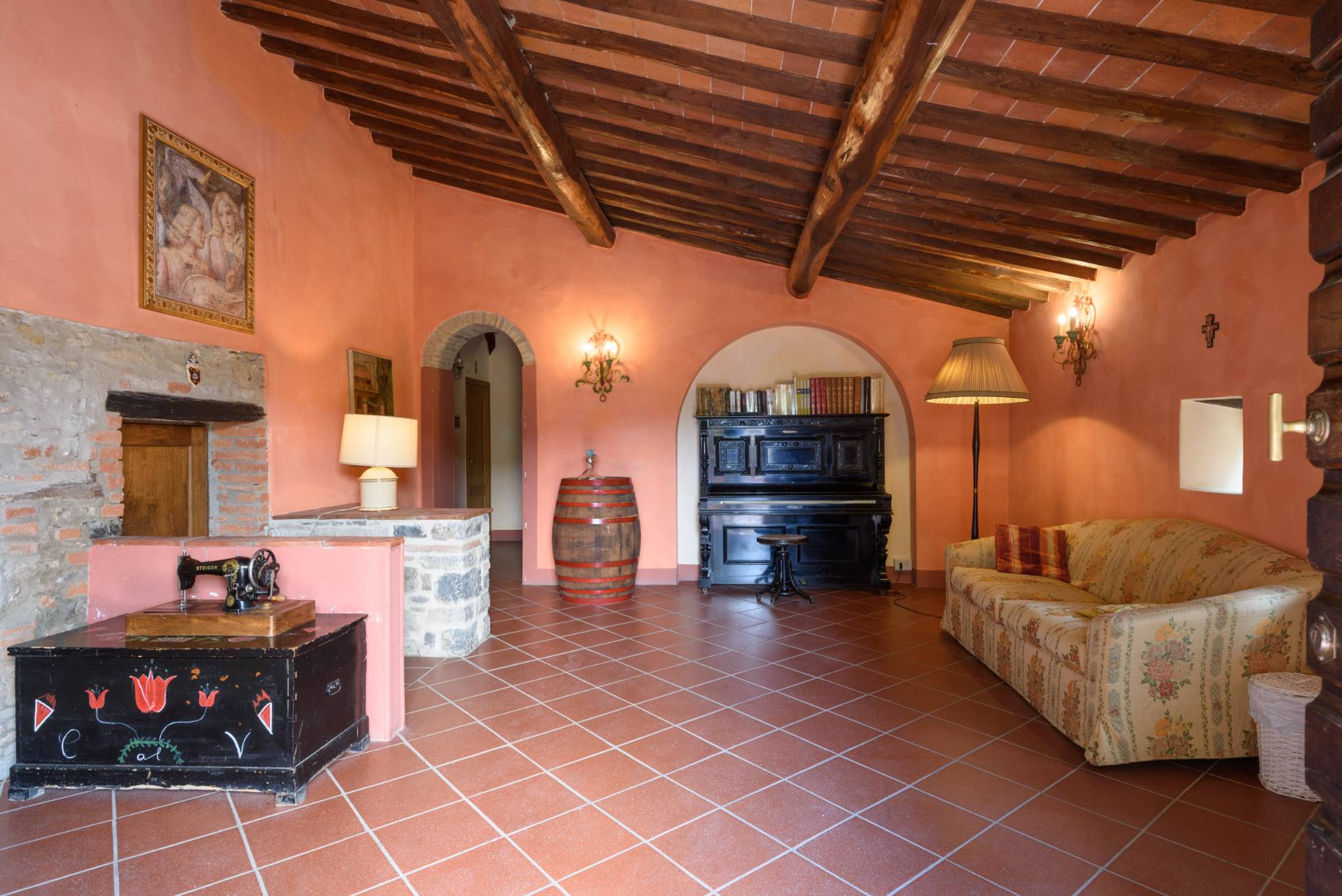 Rustico in Vendita a Gaiole In Chianti: 5 locali, 2170 mq - Foto 29