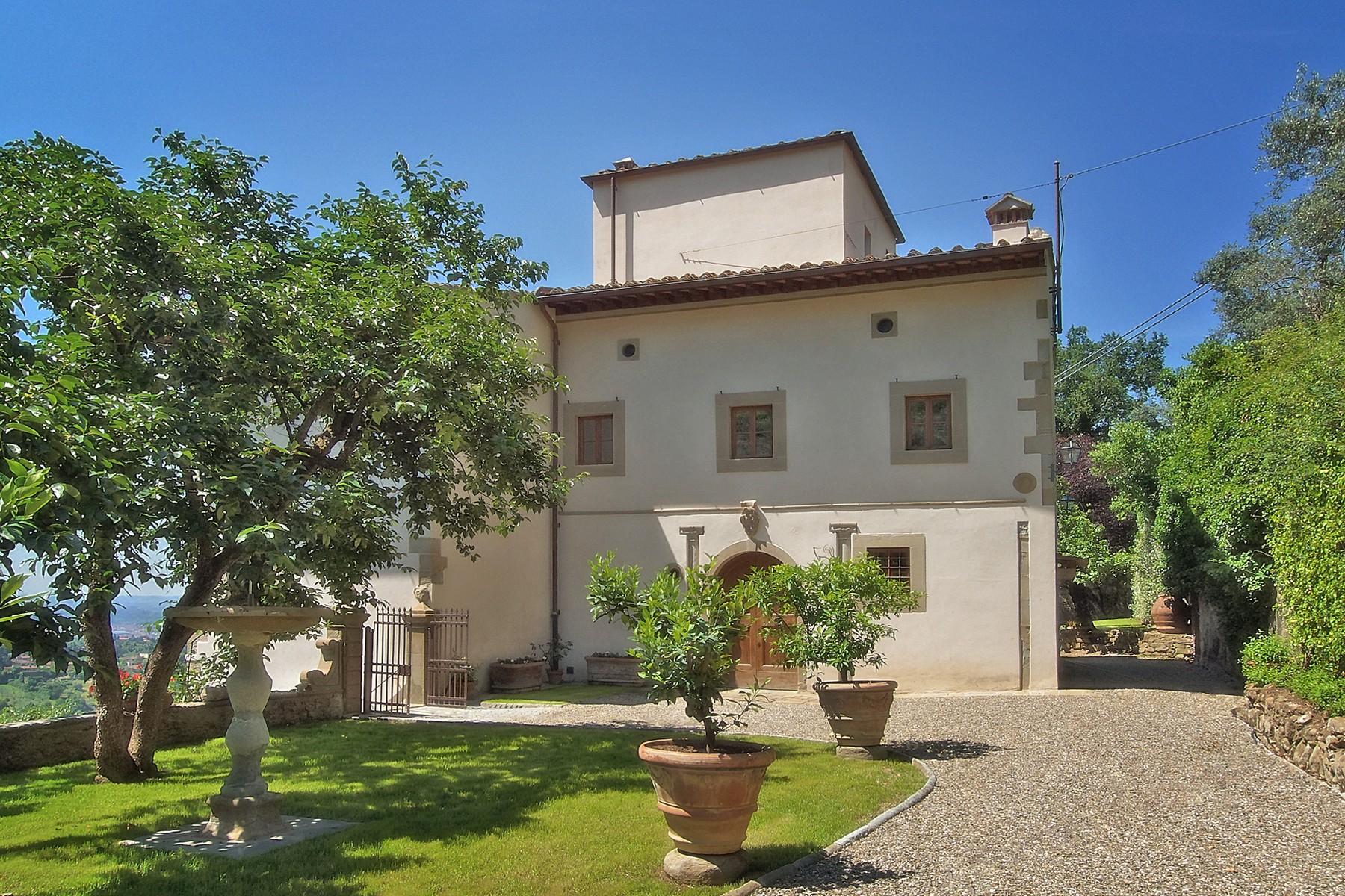 Villa in Vendita a Firenze: 5 locali, 618 mq - Foto 4