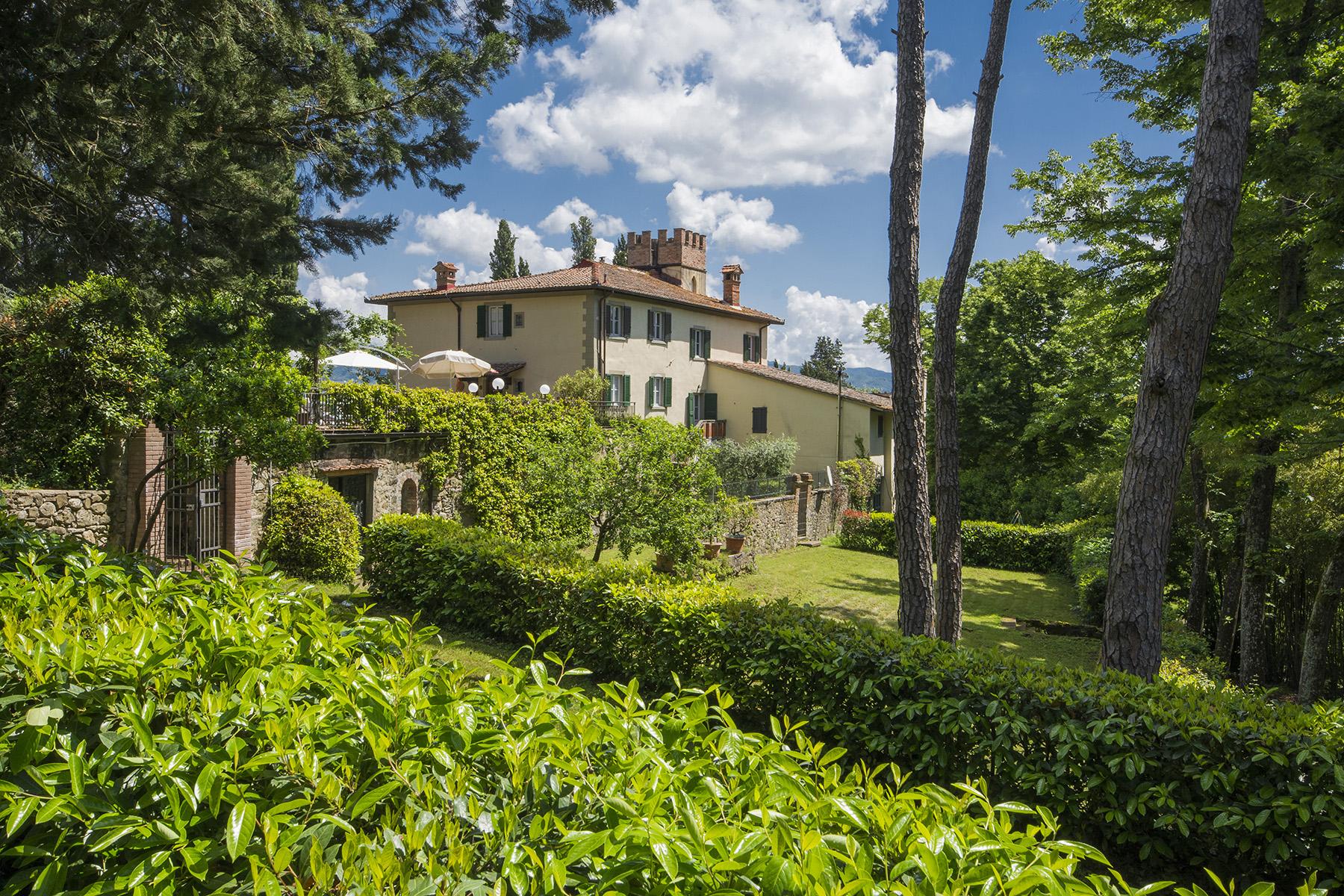 Villa in Vendita a Borgo San Lorenzo: 5 locali, 750 mq - Foto 3