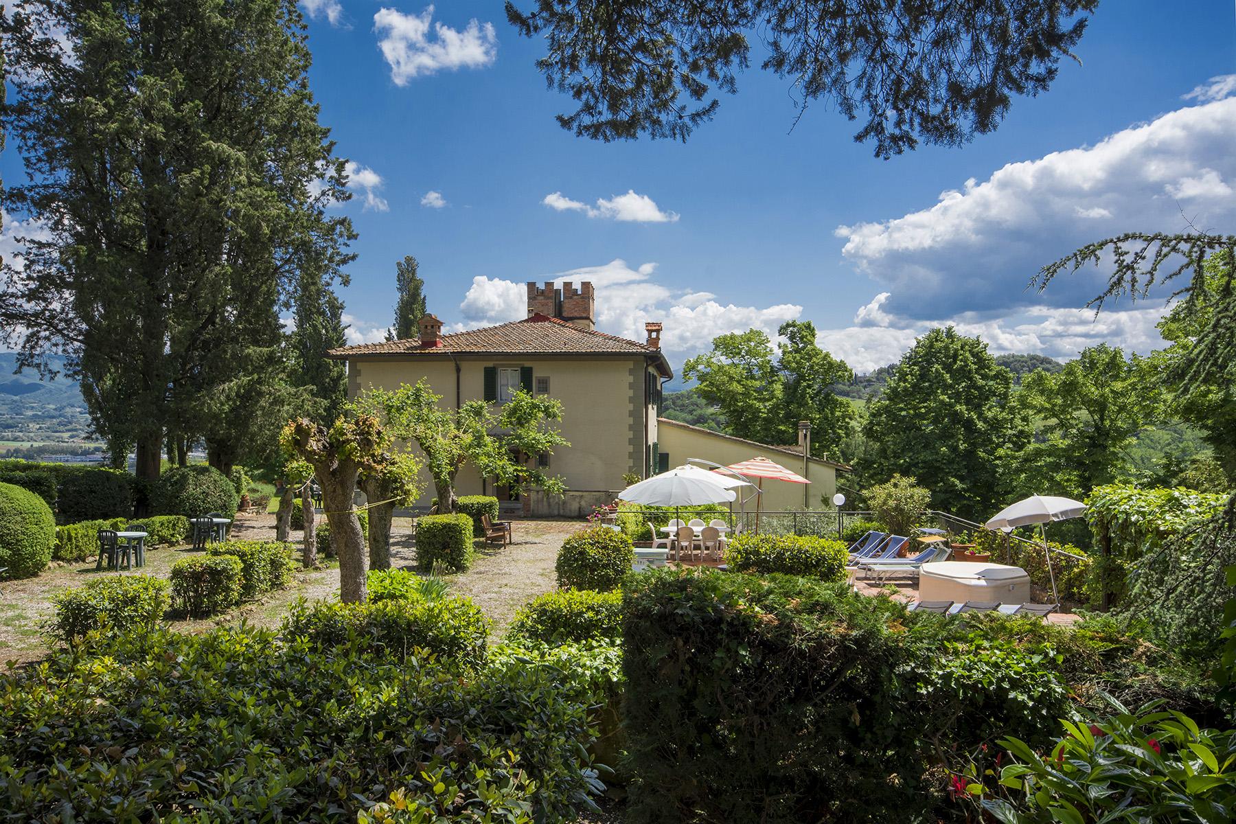 Villa in Vendita a Borgo San Lorenzo: 5 locali, 750 mq - Foto 8