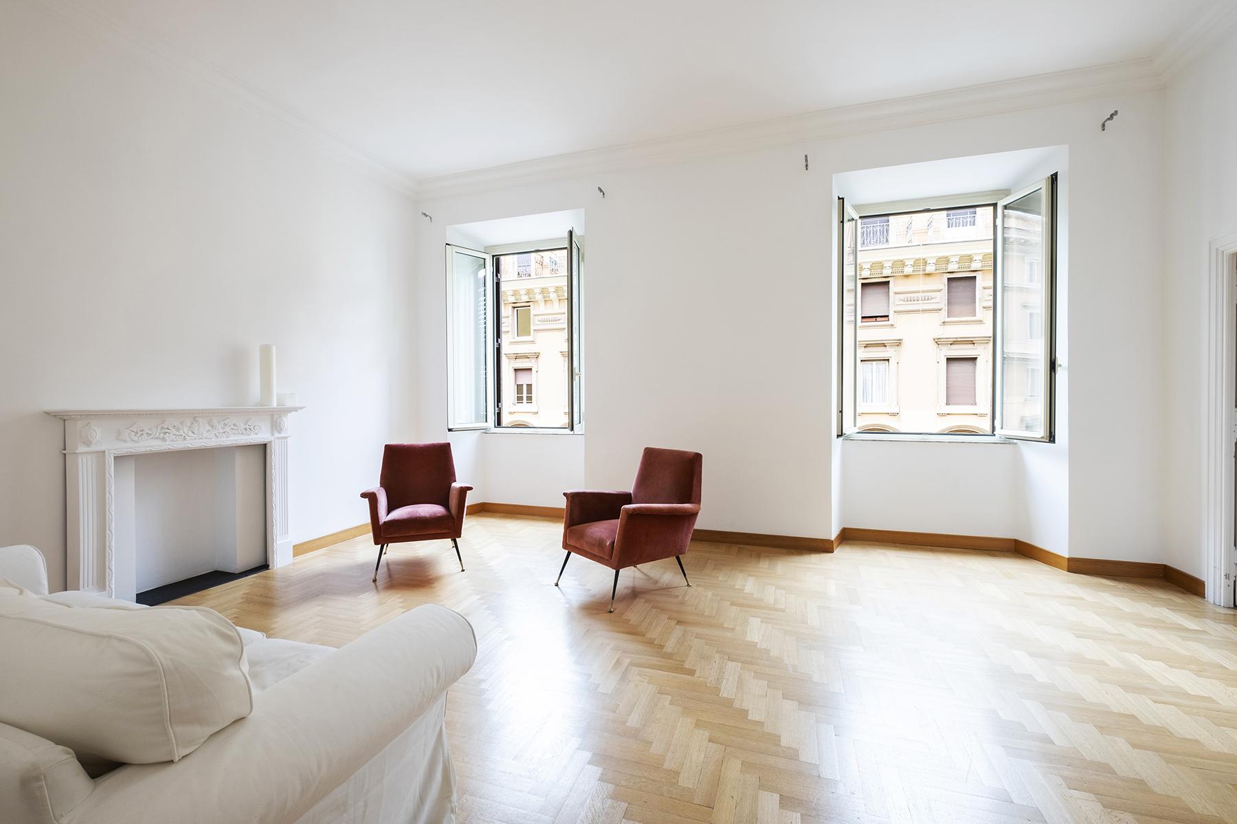 Appartamento in Vendita a Roma: 5 locali, 220 mq