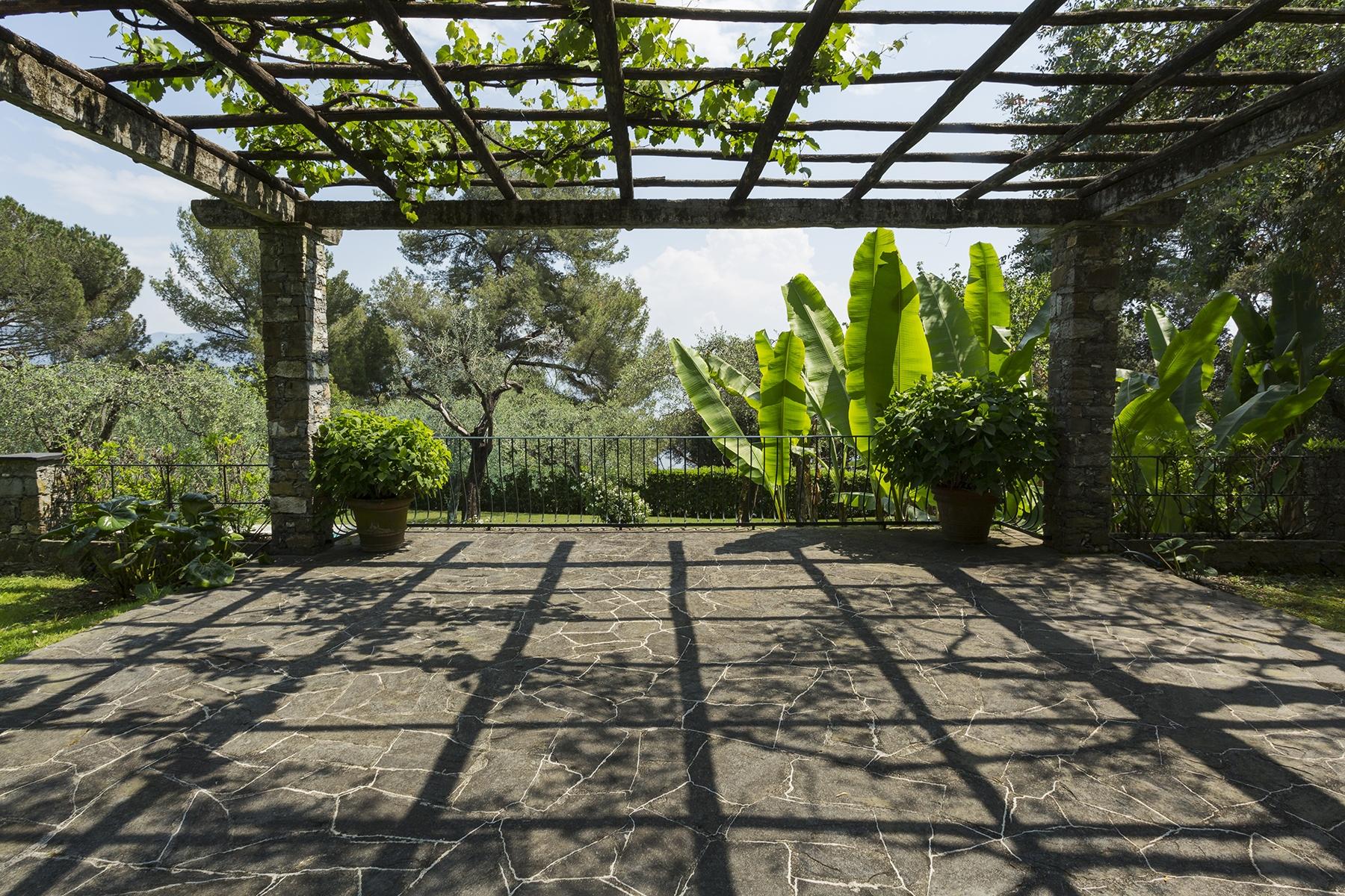 Villa in Vendita a Santa Margherita Ligure: 5 locali, 580 mq - Foto 29