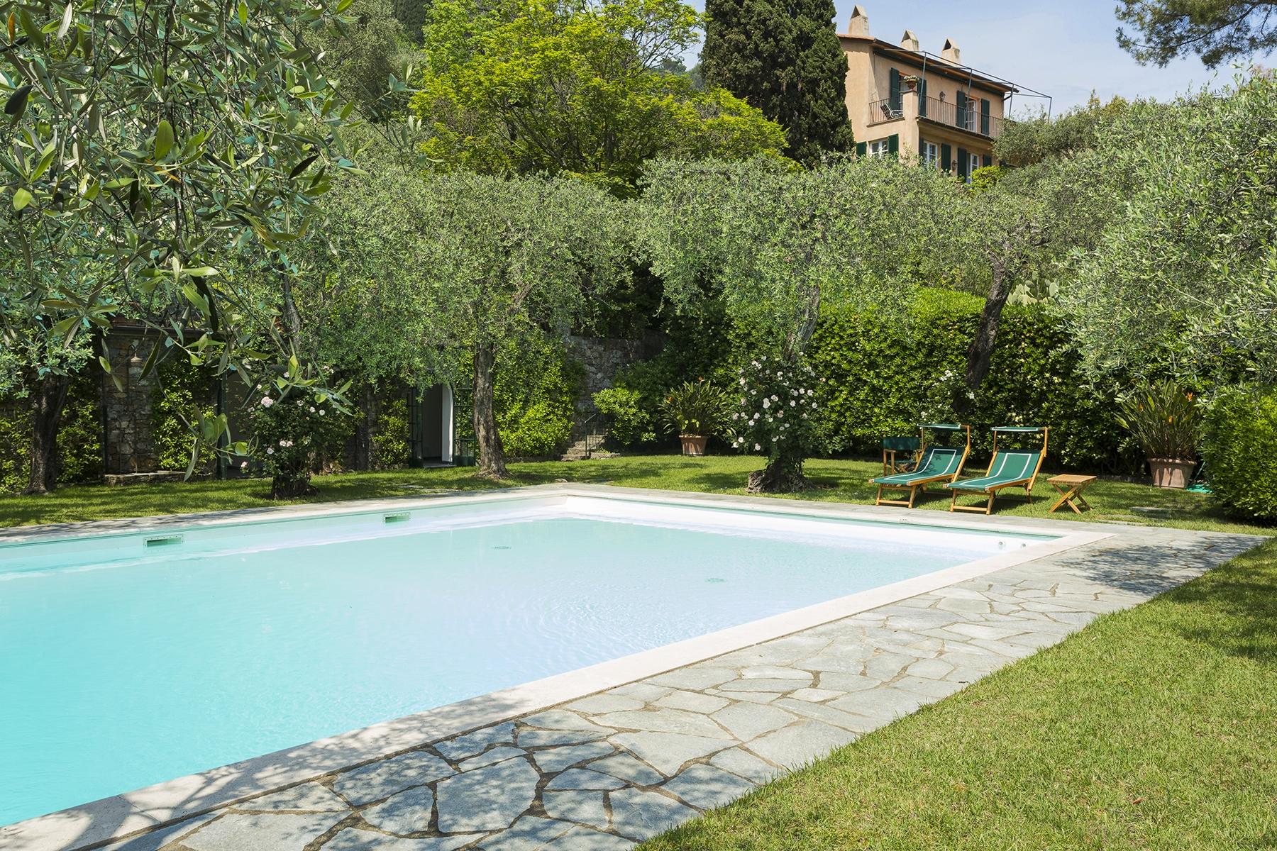 Villa in Vendita a Santa Margherita Ligure: 5 locali, 580 mq - Foto 9