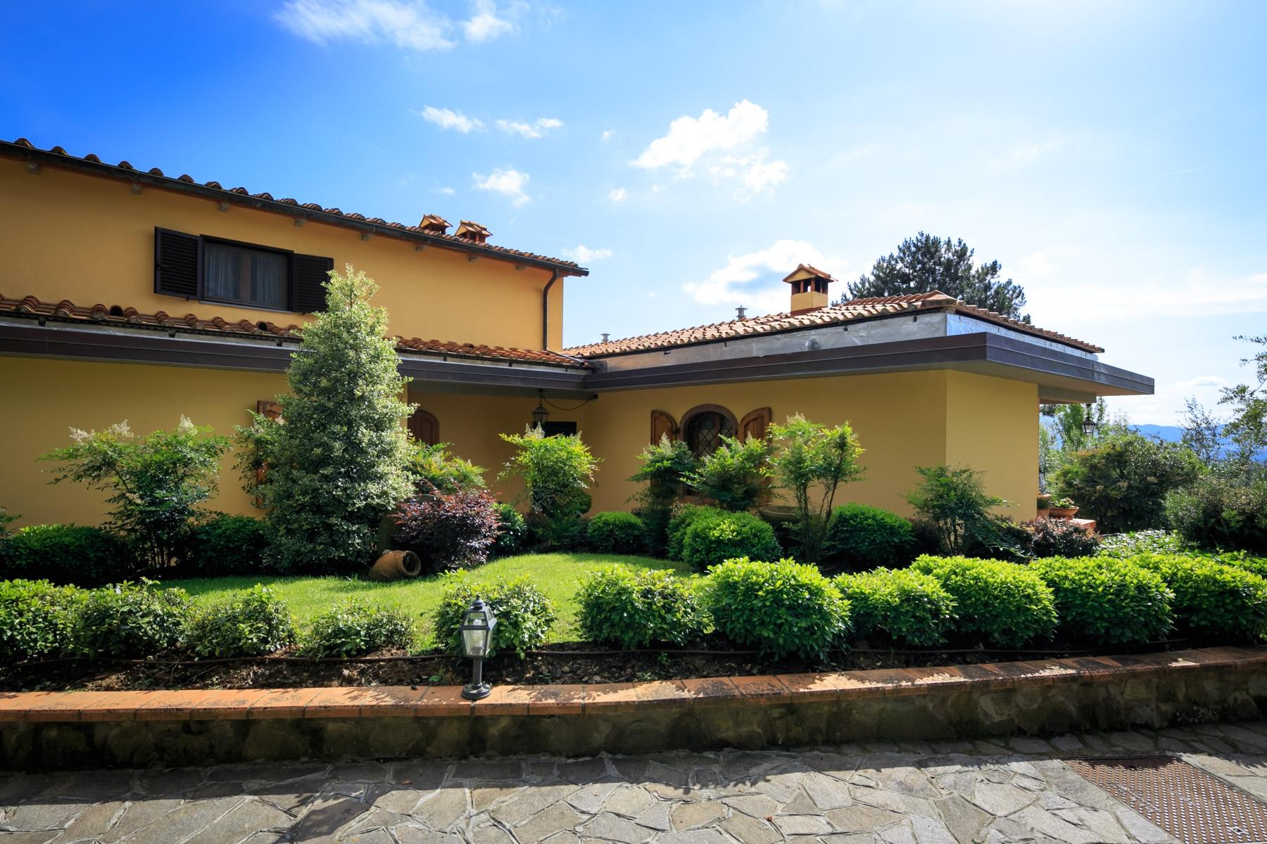 Villa in Vendita a Reggello: 5 locali, 400 mq - Foto 10