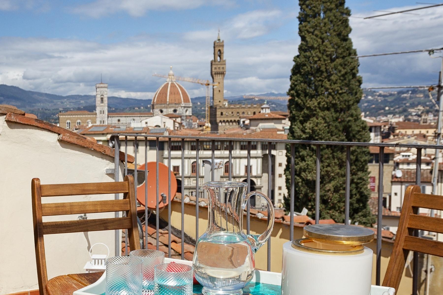 Appartamento in Affitto a Firenze: 5 locali, 200 mq - Foto 2