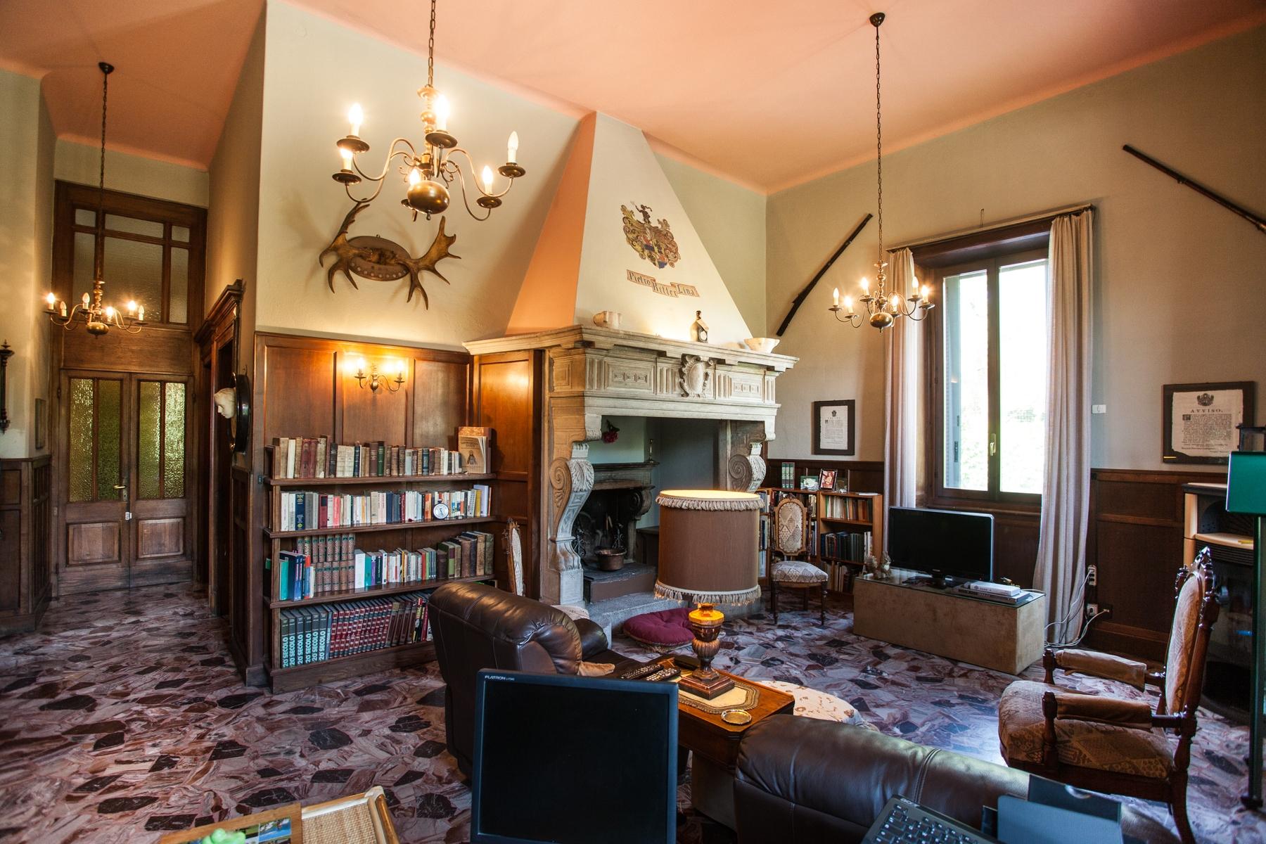 Villa in Vendita a San Fermo Della Battaglia: 5 locali, 1000 mq - Foto 8