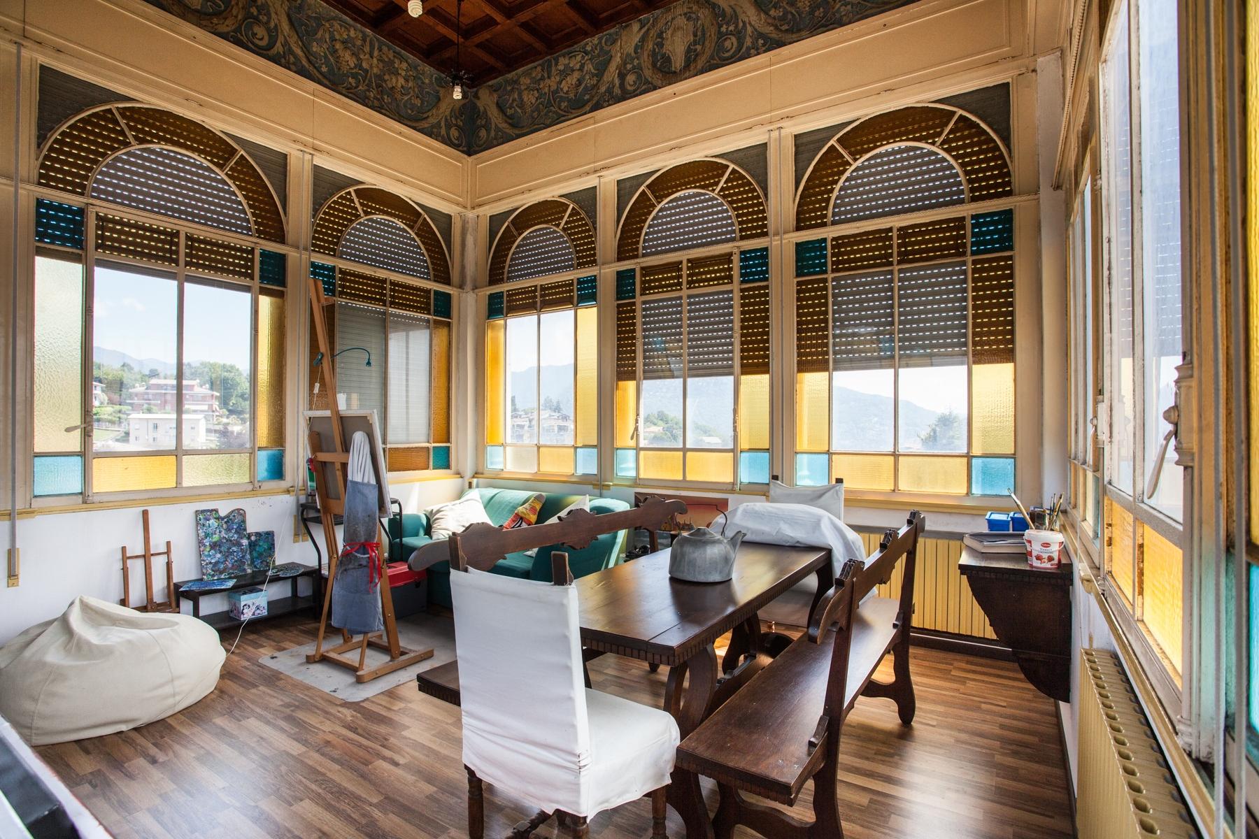 Villa in Vendita a San Fermo Della Battaglia: 5 locali, 1000 mq - Foto 14