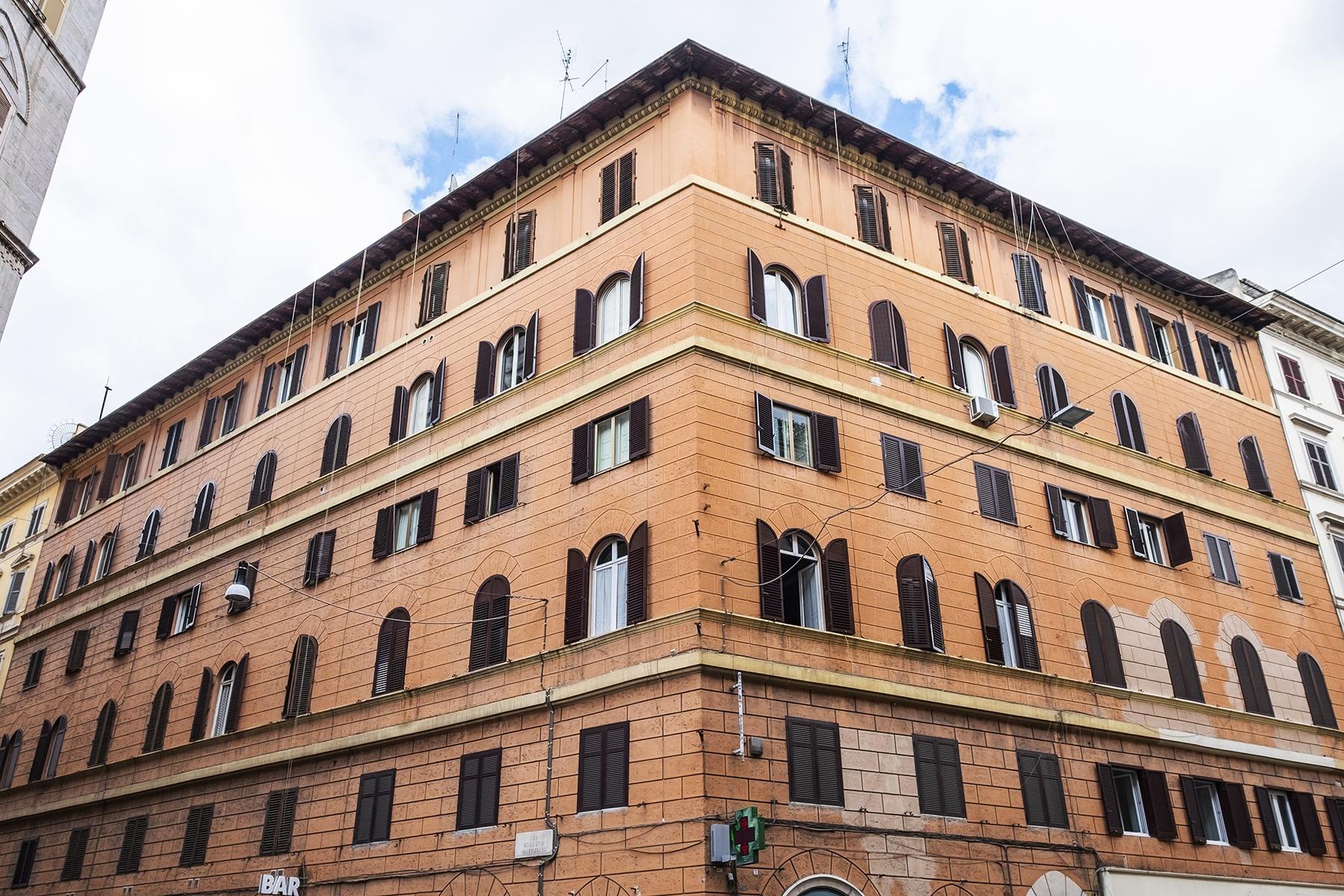 Appartamento in Affitto a Roma via piave