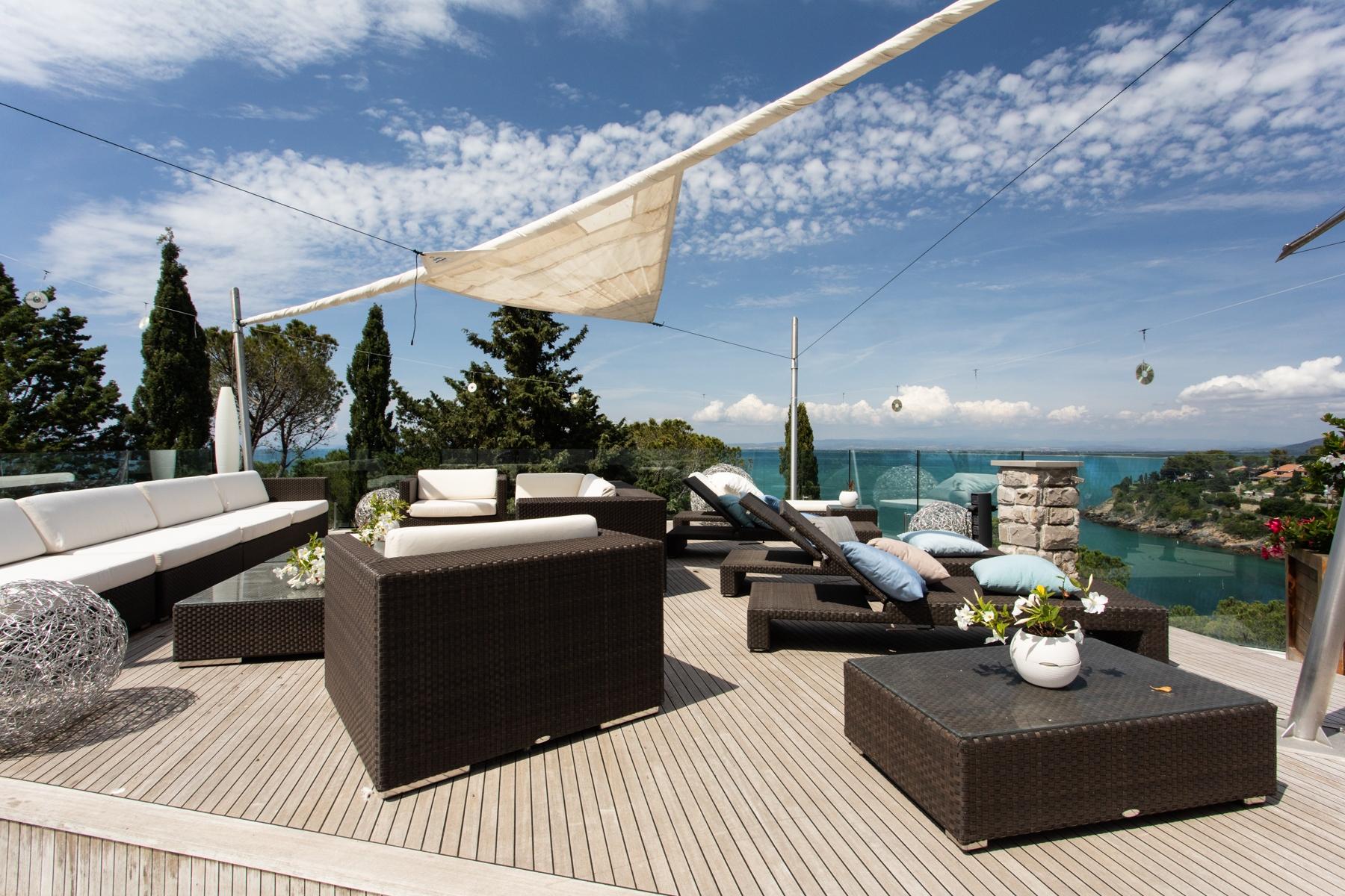 Villa in Vendita a Monte Argentario via costa degli ulivi