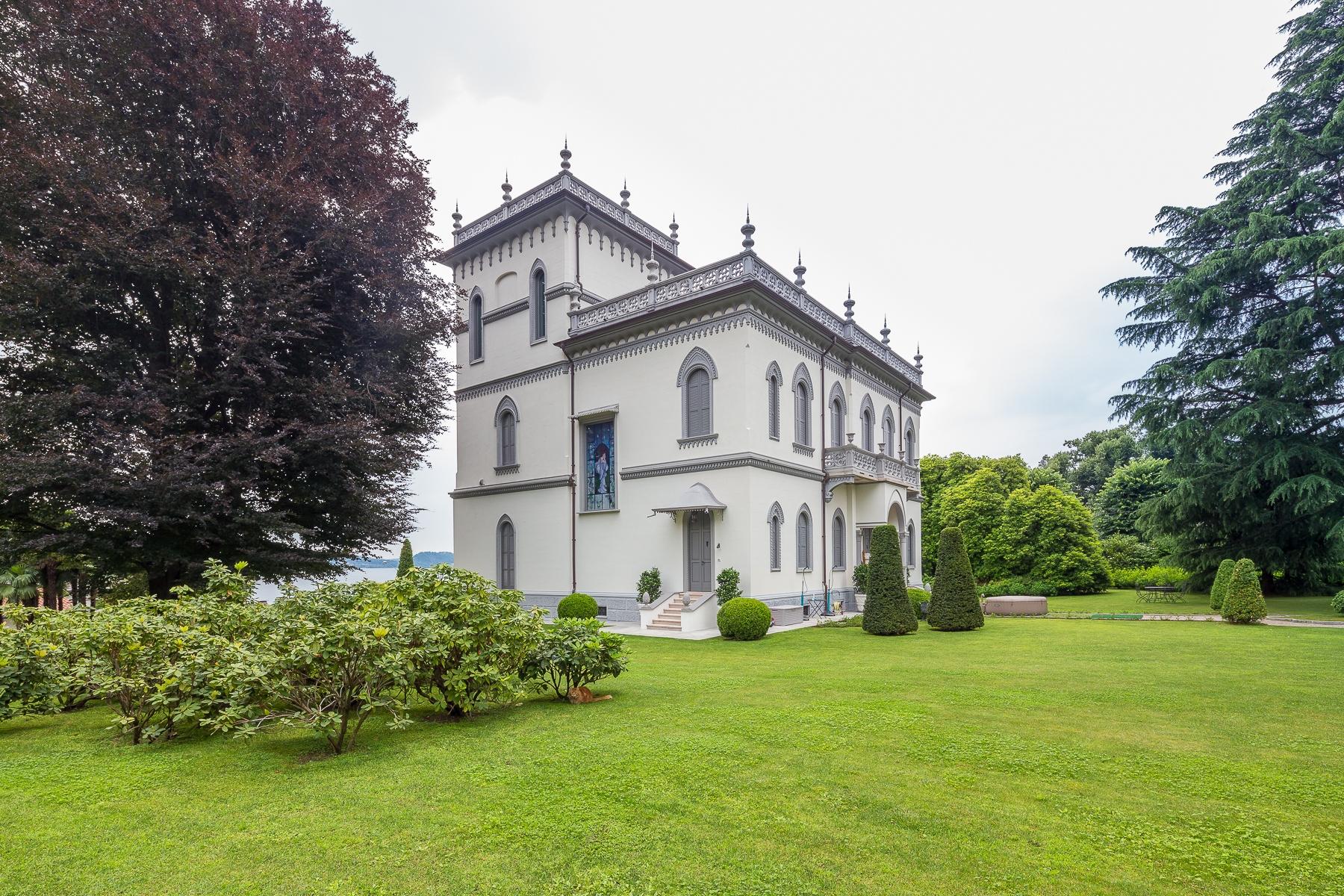 Villa in Vendita a Lesa: 5 locali, 1180 mq - Foto 3