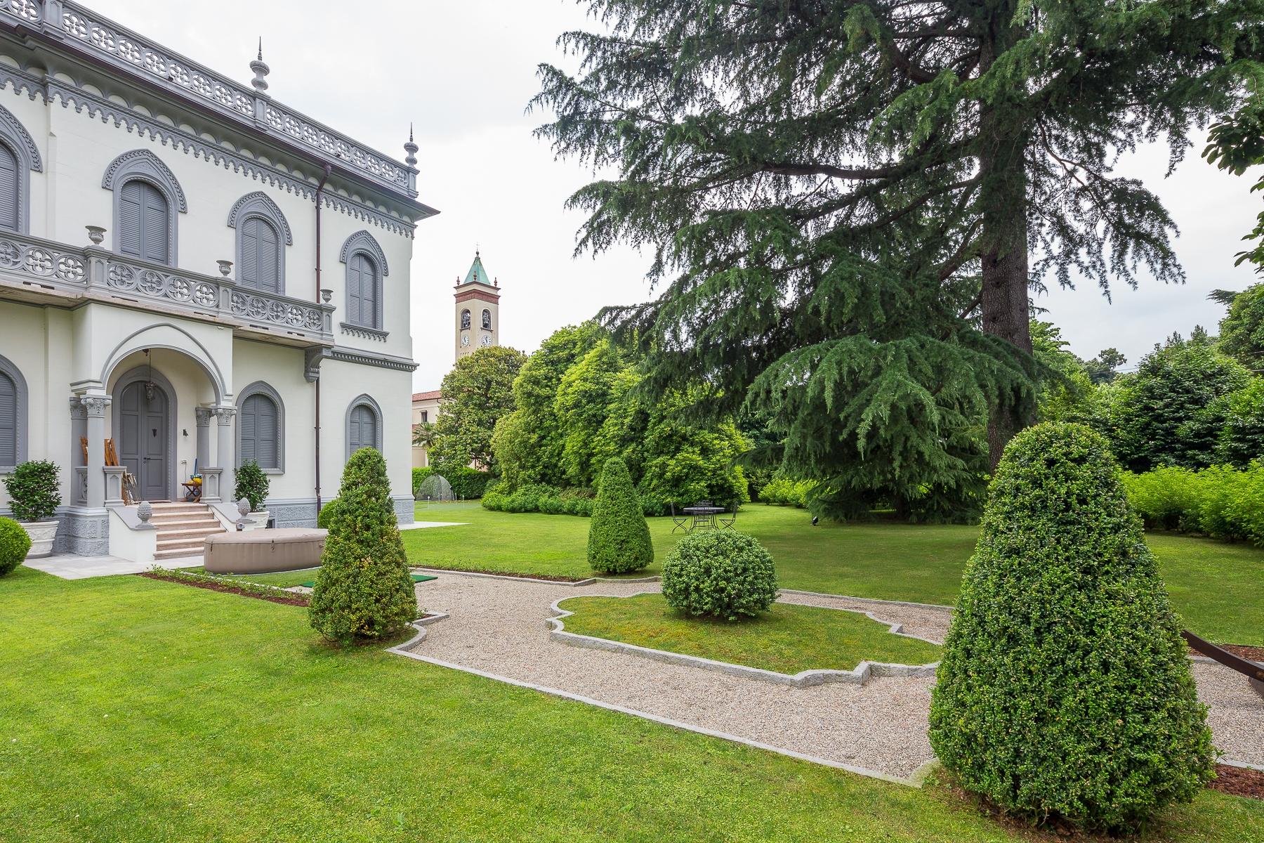 Villa in Vendita a Lesa: 5 locali, 1180 mq - Foto 4