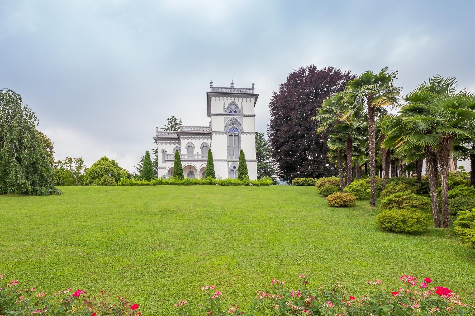 Villa in Vendita a Lesa: 5 locali, 1180 mq - Foto 7