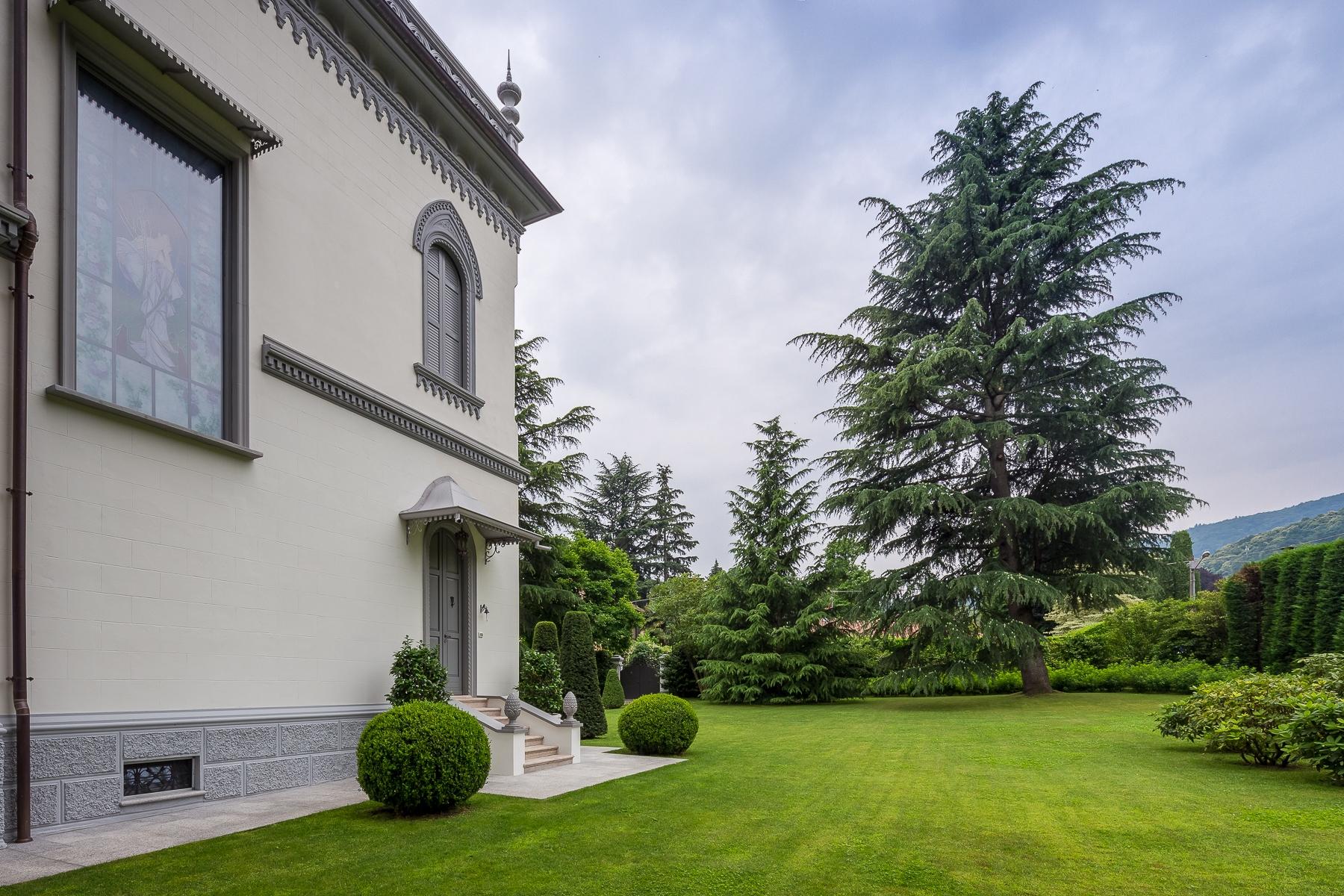 Villa in Vendita a Lesa: 5 locali, 1180 mq - Foto 9