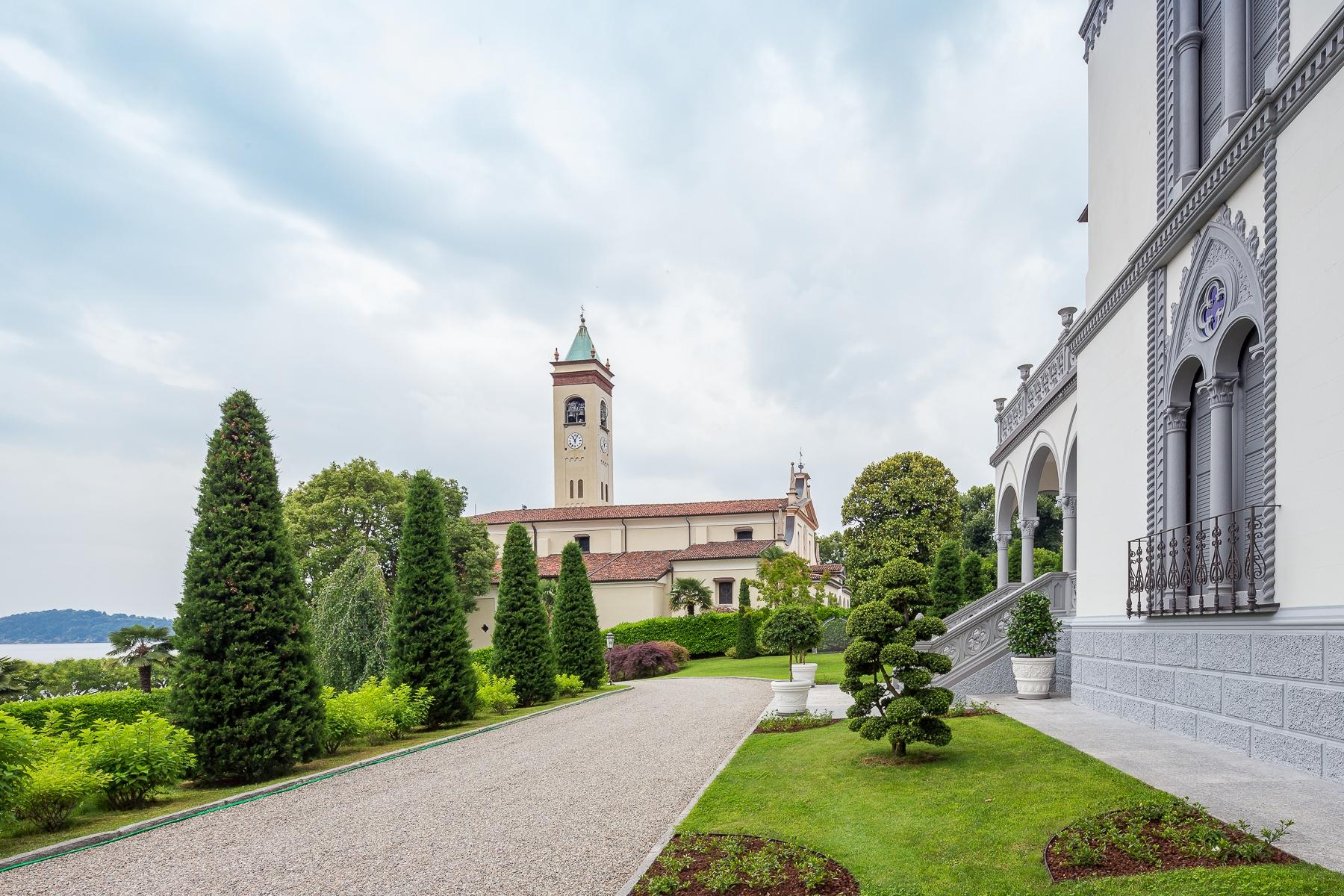 Villa in Vendita a Lesa: 5 locali, 1180 mq - Foto 11