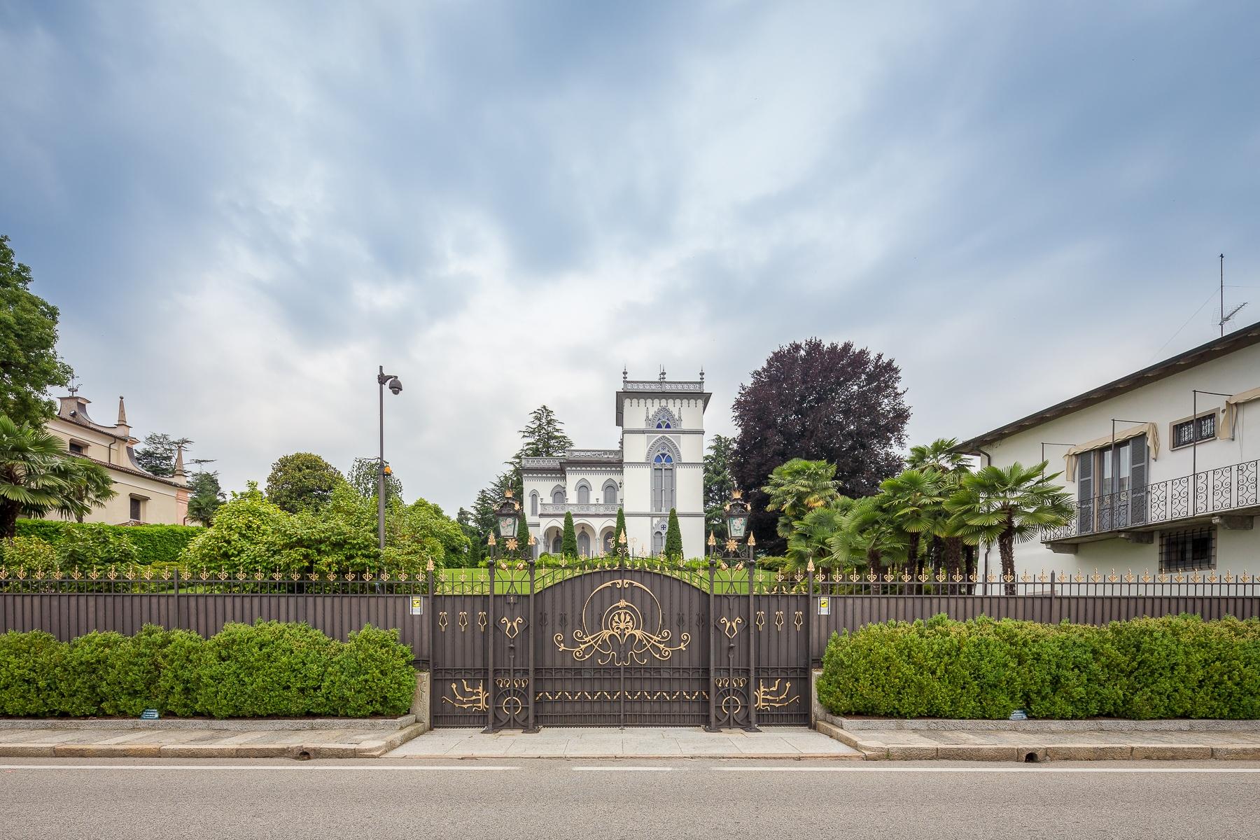 Villa in Vendita a Lesa: 5 locali, 1180 mq - Foto 14