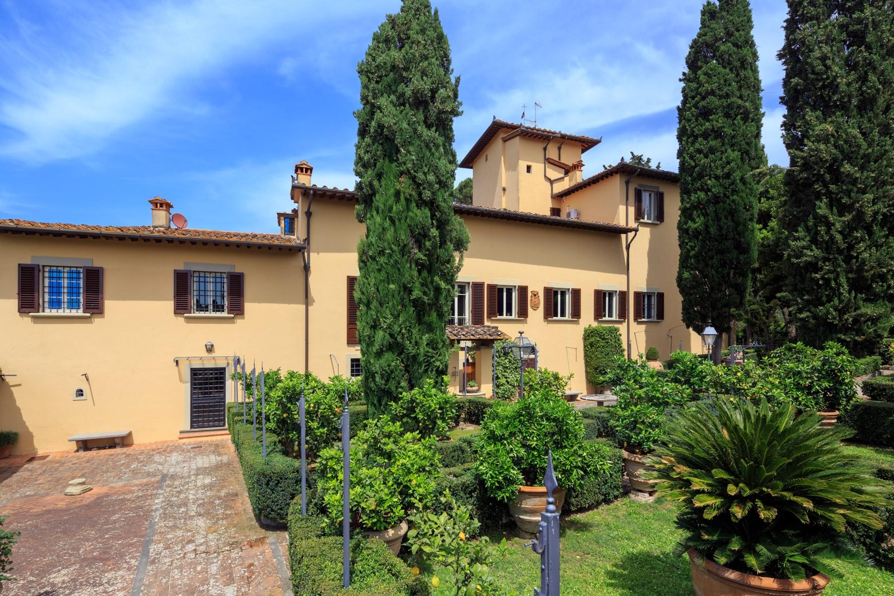 Villa in Vendita a Lastra A Signa: 5 locali, 1750 mq - Foto 4
