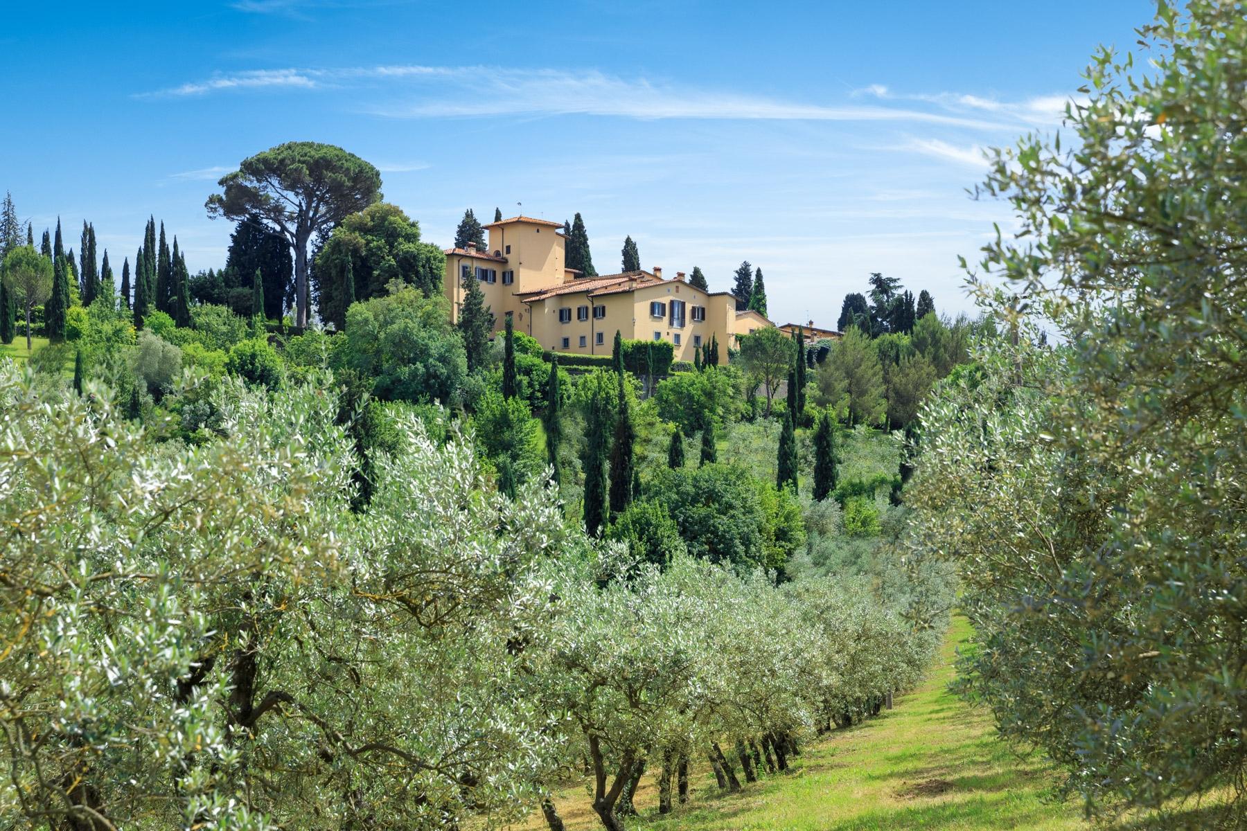Villa in Vendita a Lastra A Signa: 5 locali, 1750 mq - Foto 21