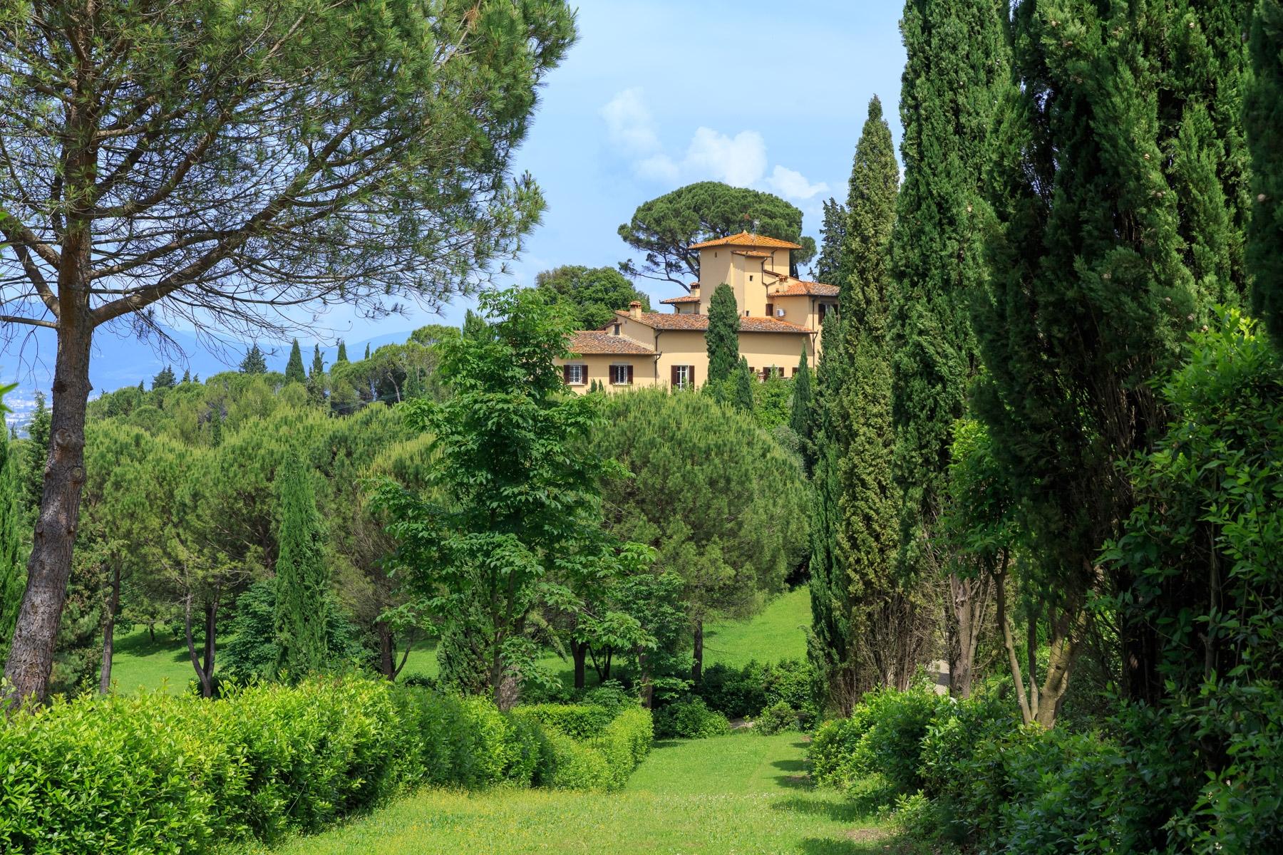 Villa in Vendita a Lastra A Signa: 5 locali, 1750 mq - Foto 22