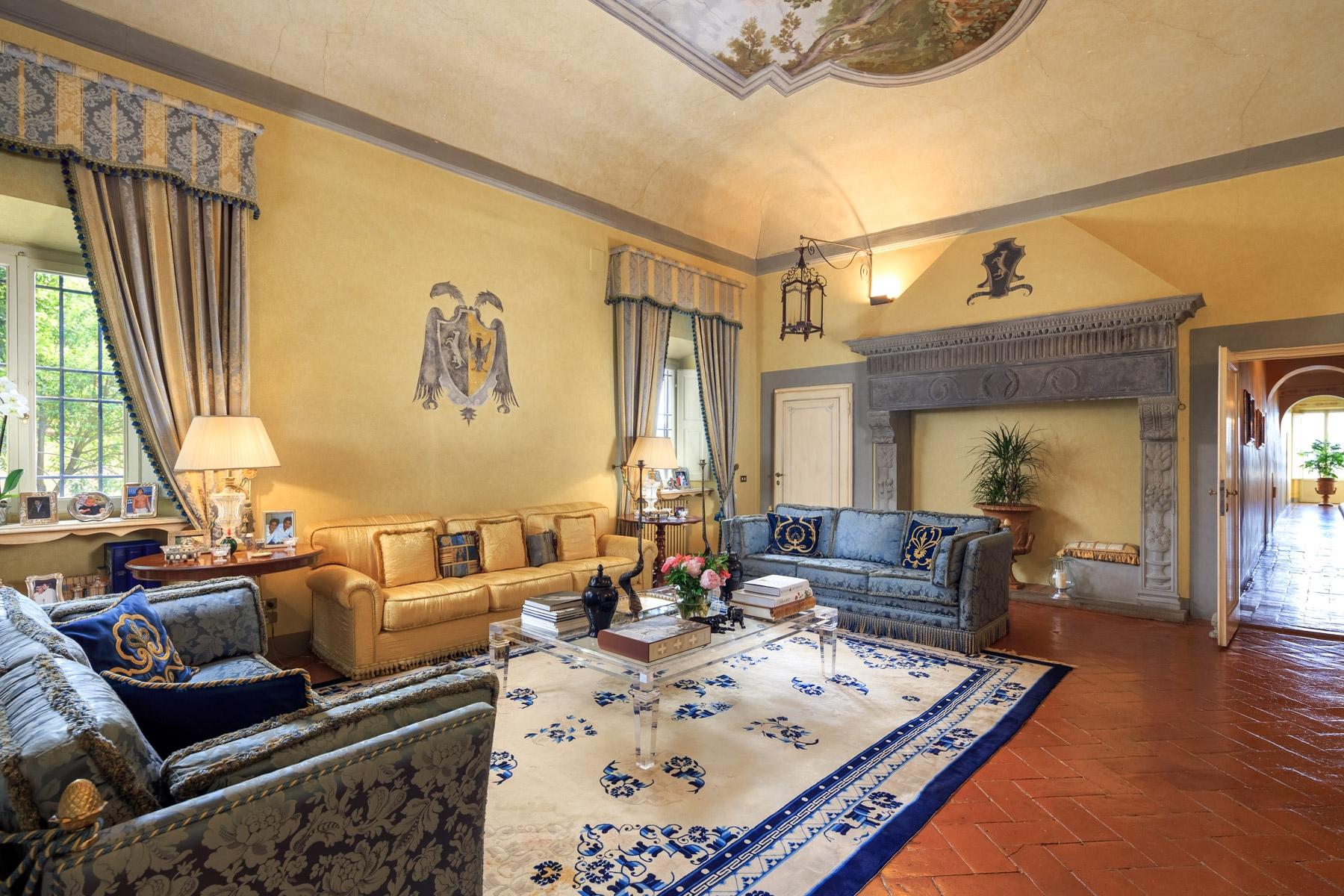 Villa in Vendita a Lastra A Signa: 5 locali, 1750 mq - Foto 5