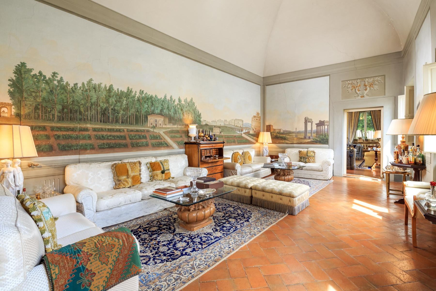 Villa in Vendita a Lastra A Signa: 5 locali, 1750 mq - Foto 6