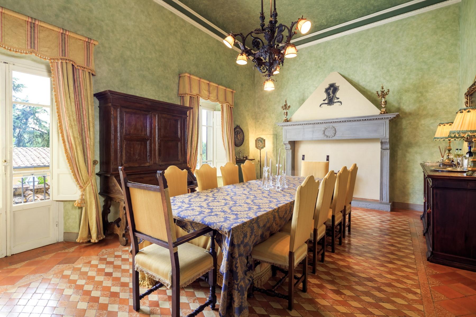 Villa in Vendita a Lastra A Signa: 5 locali, 1750 mq - Foto 7