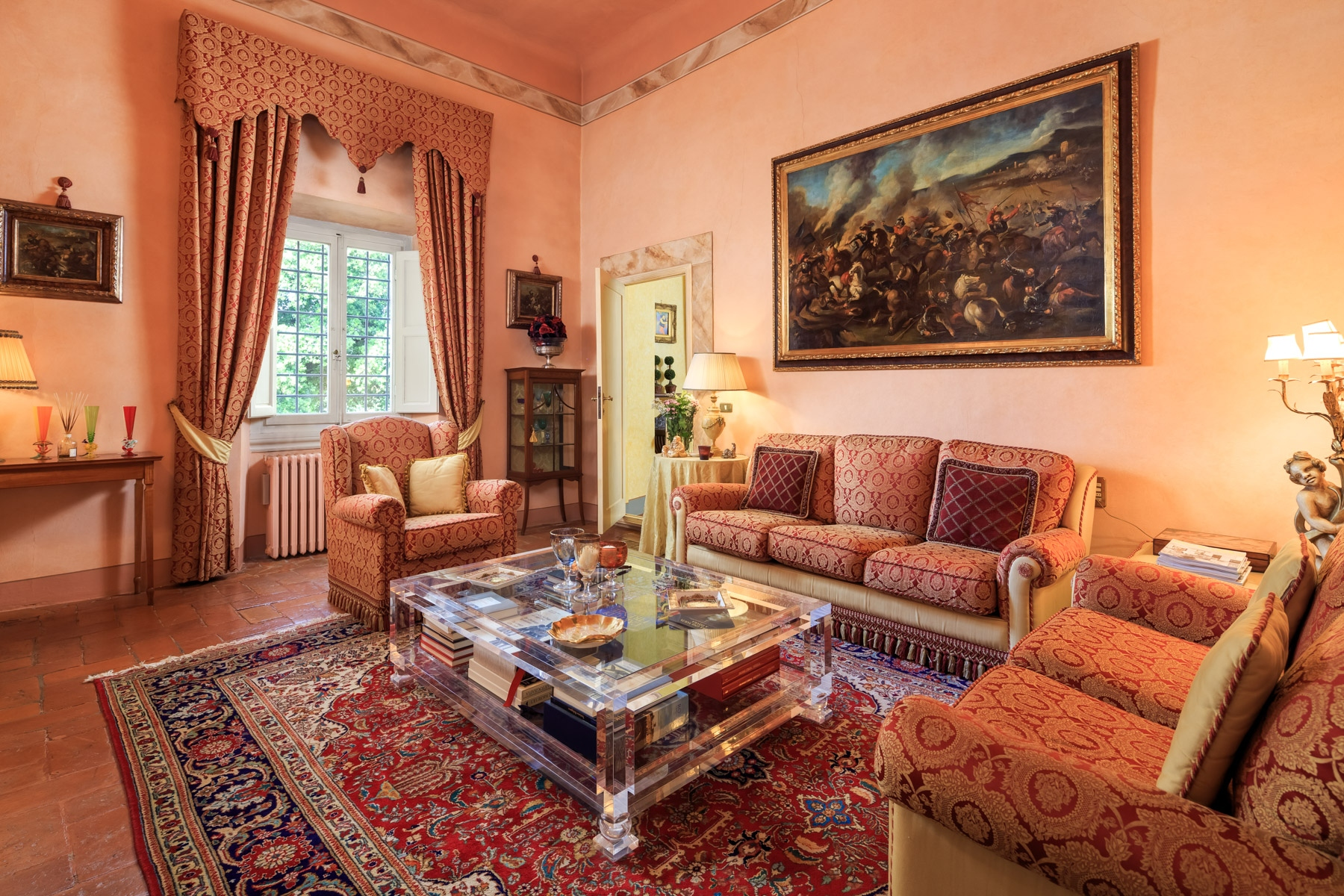 Villa in Vendita a Lastra A Signa: 5 locali, 1750 mq - Foto 8