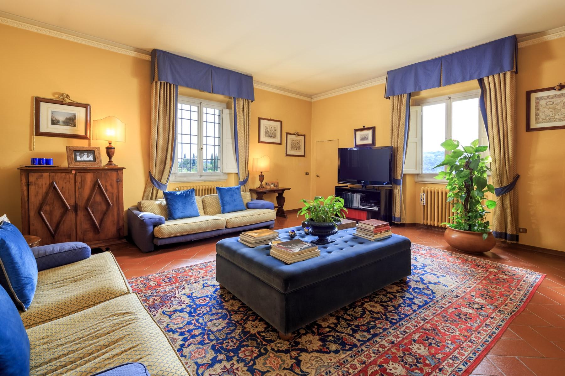 Villa in Vendita a Lastra A Signa: 5 locali, 1750 mq - Foto 10