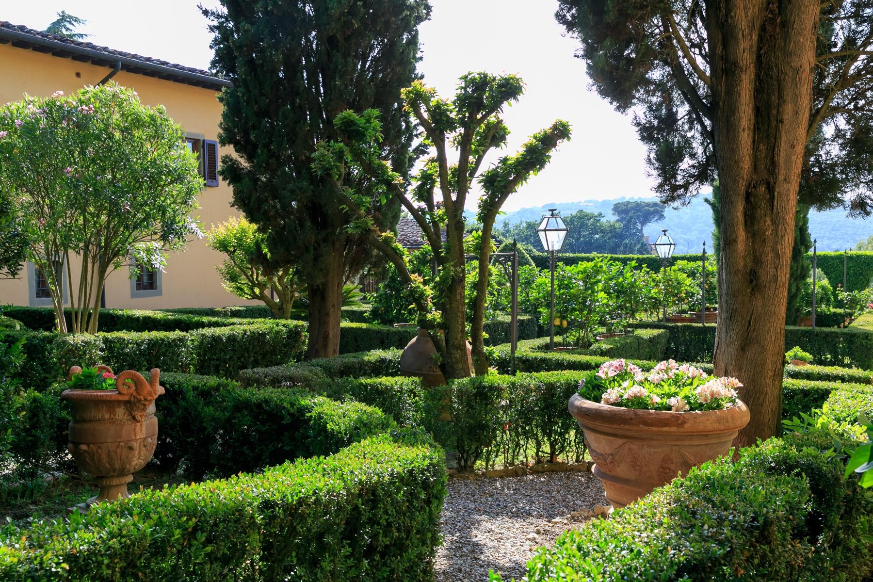 Villa in Vendita a Lastra A Signa: 5 locali, 1750 mq - Foto 18