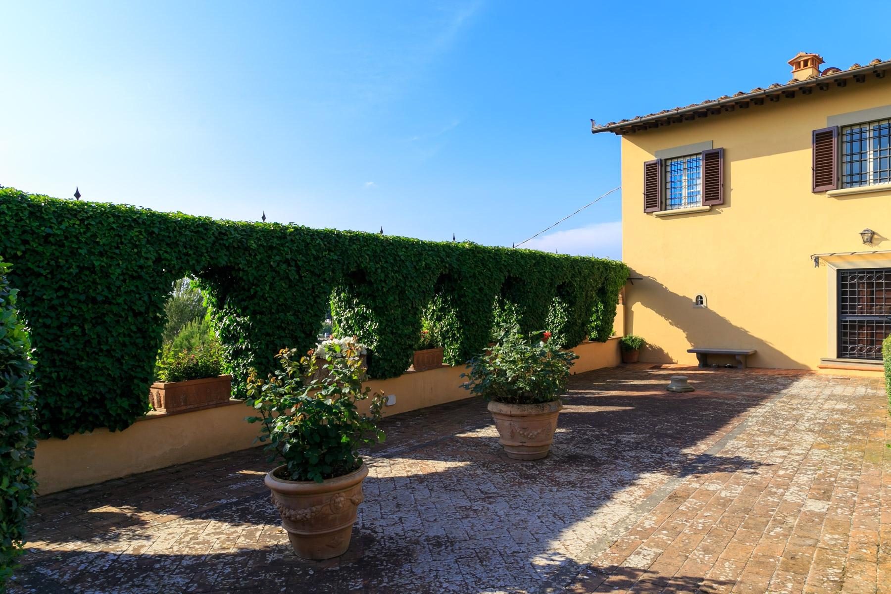 Villa in Vendita a Lastra A Signa: 5 locali, 1750 mq - Foto 19