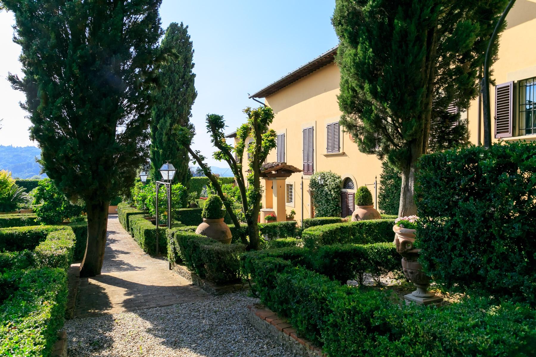 Villa in Vendita a Lastra A Signa: 5 locali, 1750 mq - Foto 17