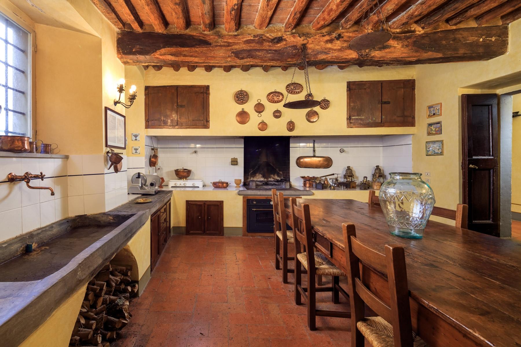 Villa in Vendita a Lastra A Signa: 5 locali, 1750 mq - Foto 11