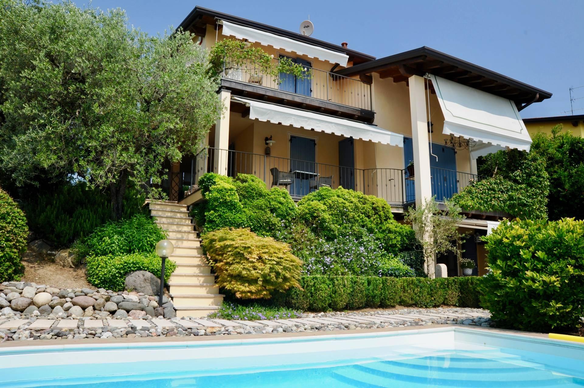 Villa in Vendita a Soiano Del Lago via san rocco