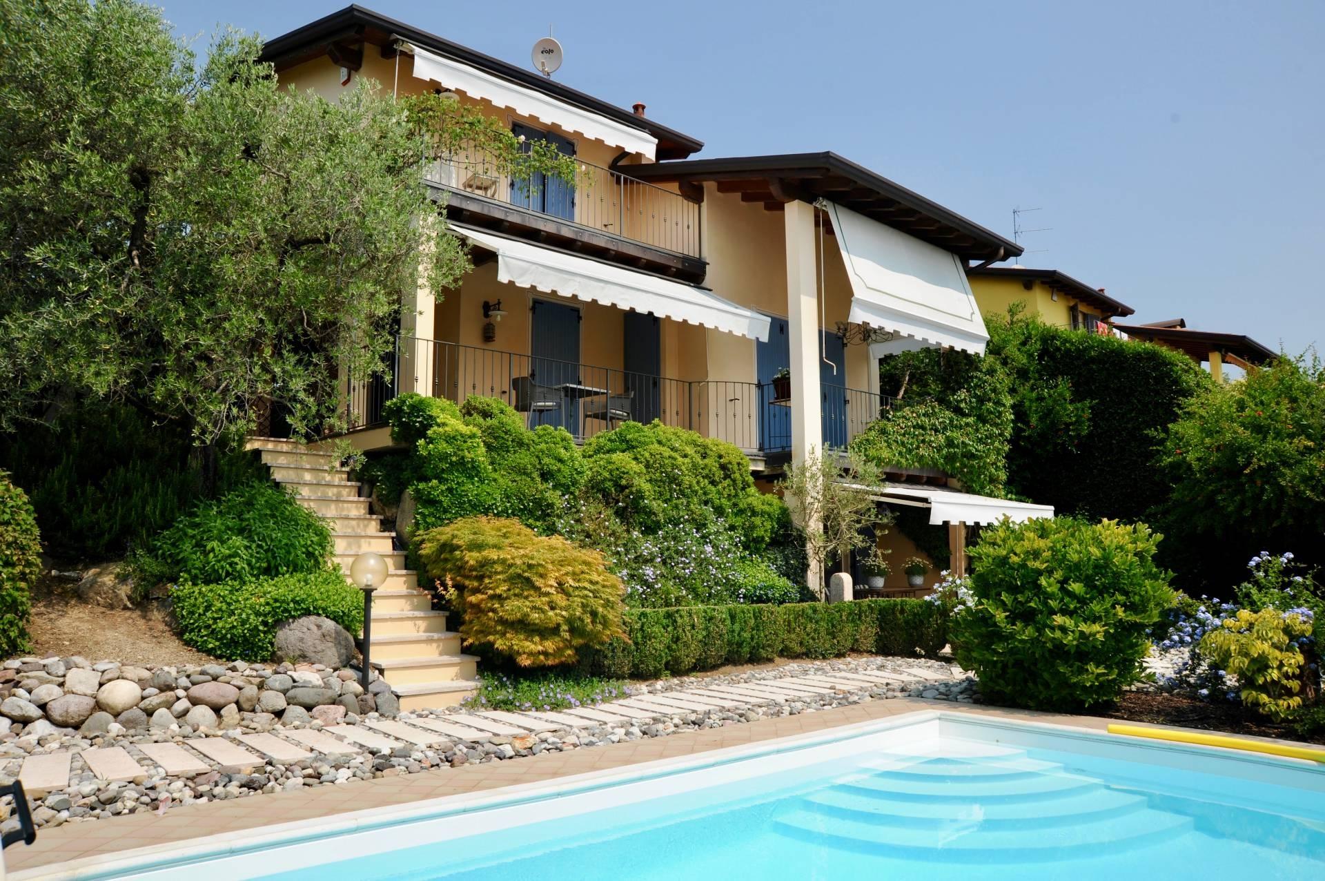 Villa in Vendita a Soiano Del Lago via san rocco, soiano del lago