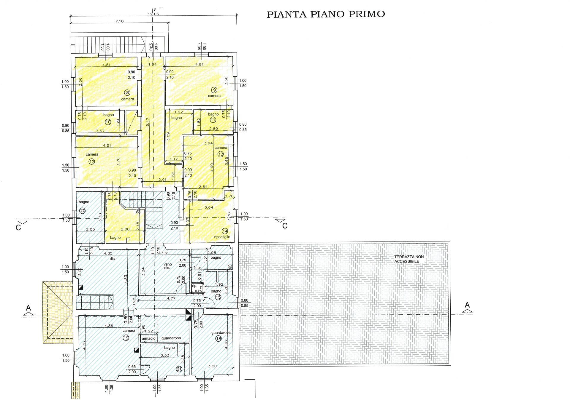 Villa in Vendita a Orbetello: 5 locali, 792 mq - Foto 10